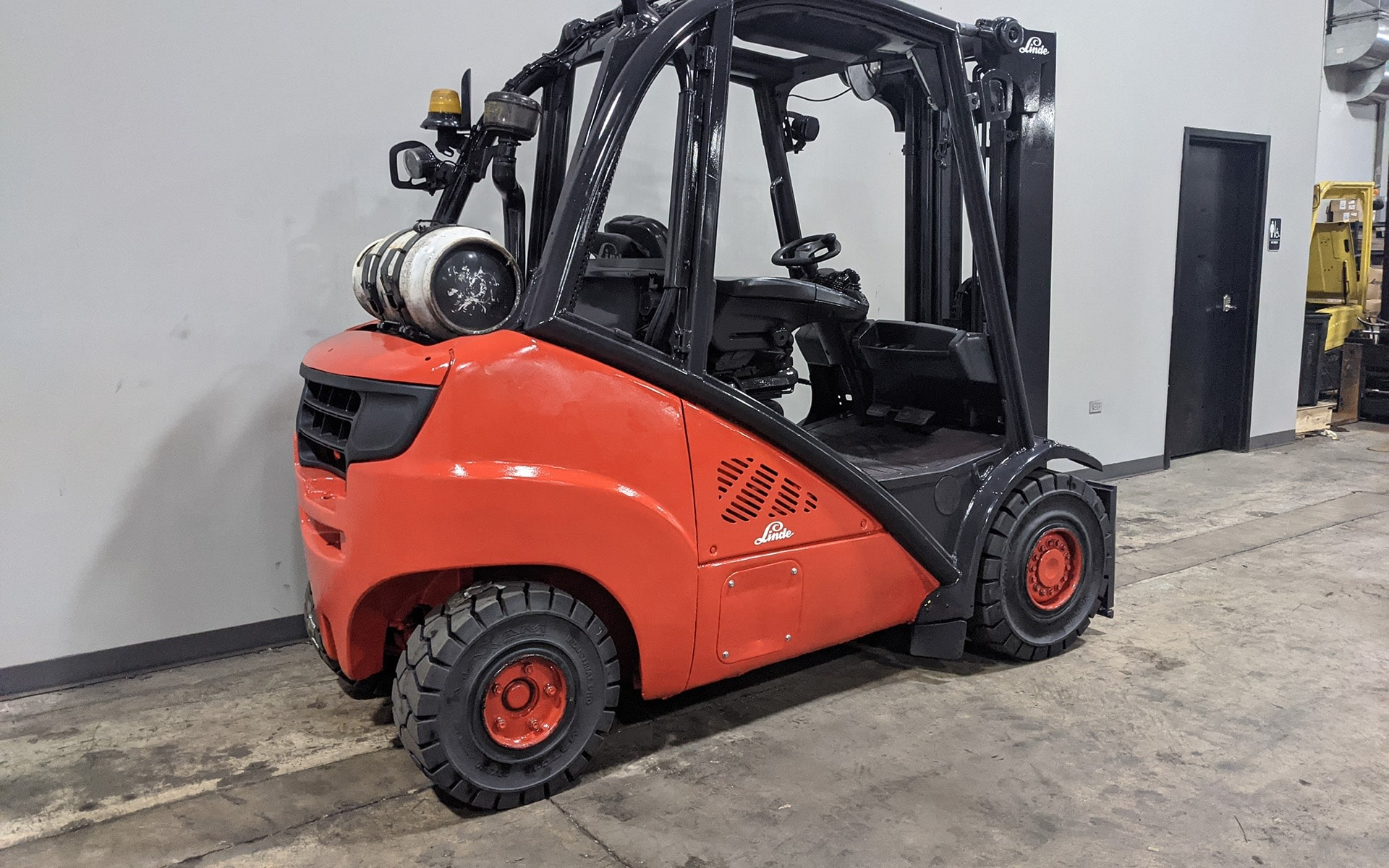 Used 2016 LINDE H35T  | Cary, IL