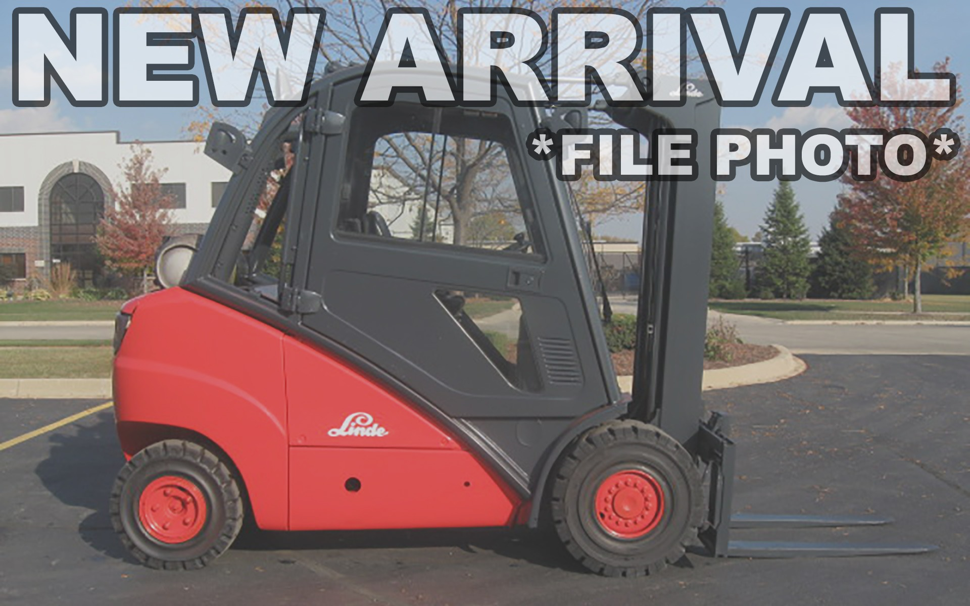 Used 2017 LINDE H35T  | Cary, IL