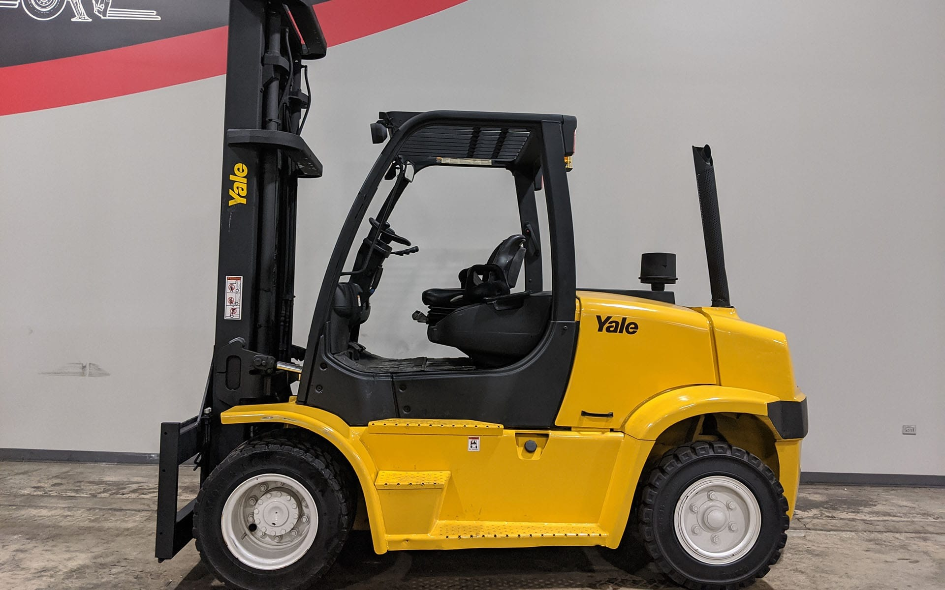 Used 2011 YALE GDP155VX  | Cary, IL