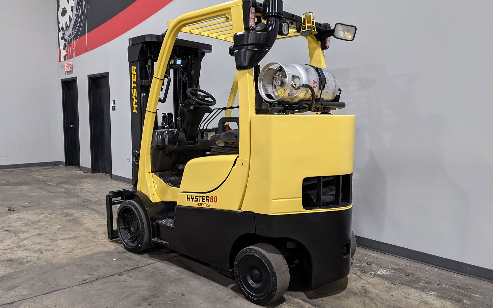 Used 2014 HYSTER S80FTBCS  | Cary, IL