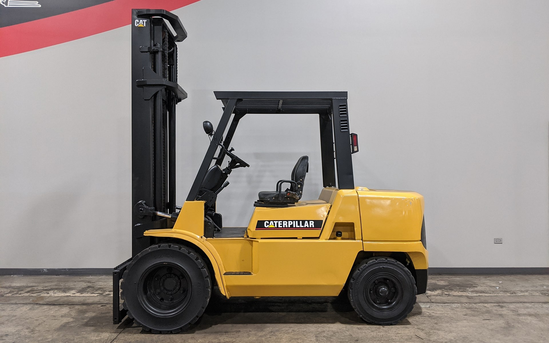 Used 2003 CATERPILLAR DP45K  | Cary, IL