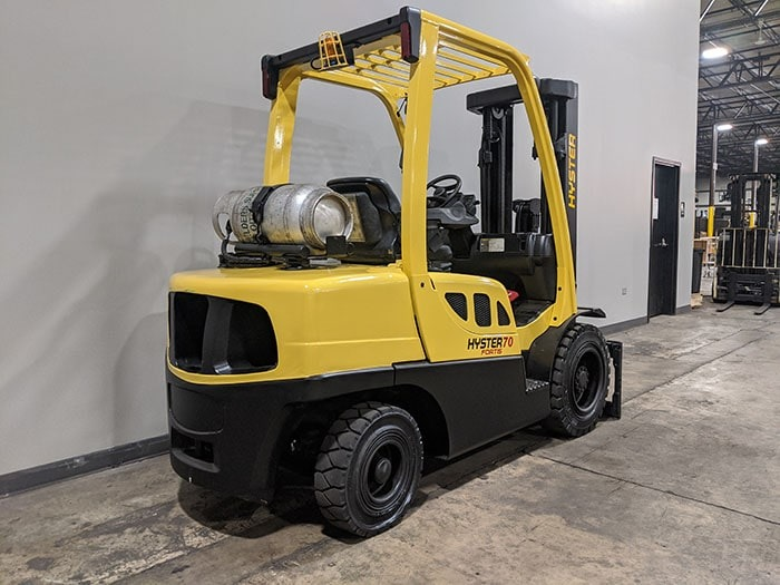 Used 2014 HYSTER H70FT  | Cary, IL