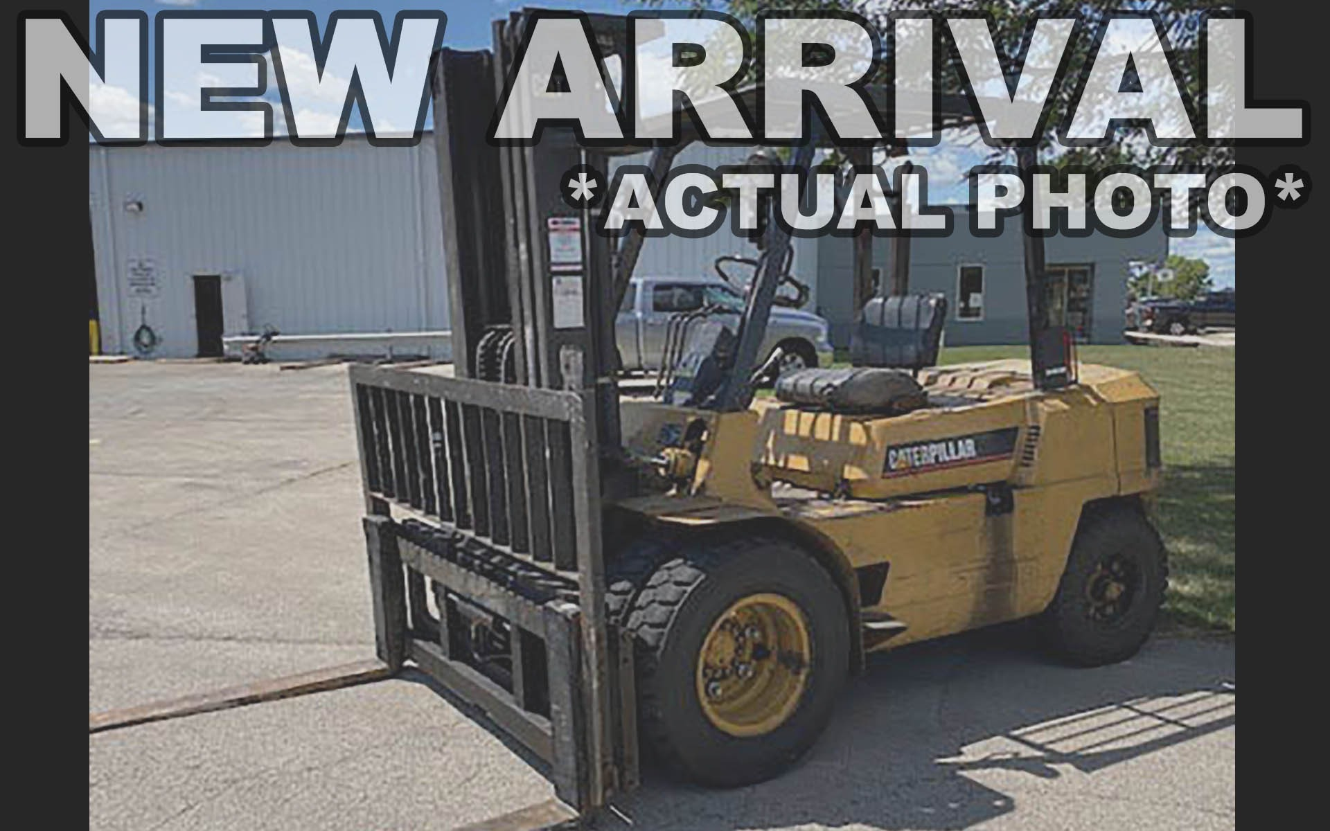Used 1994 CATERPILLAR DP40L  | Cary, IL