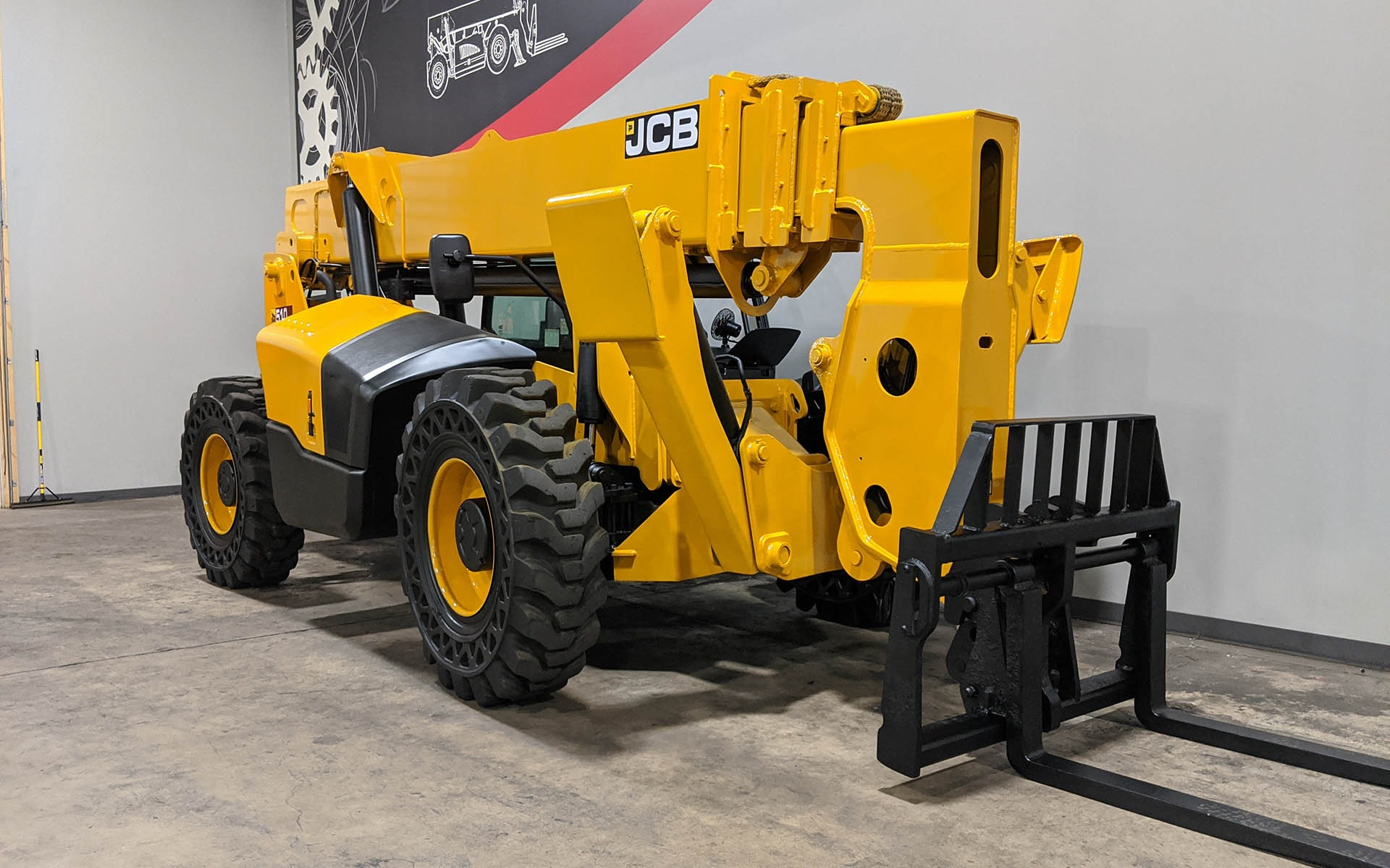 Used 2017 JCB 510-56  | Cary, IL