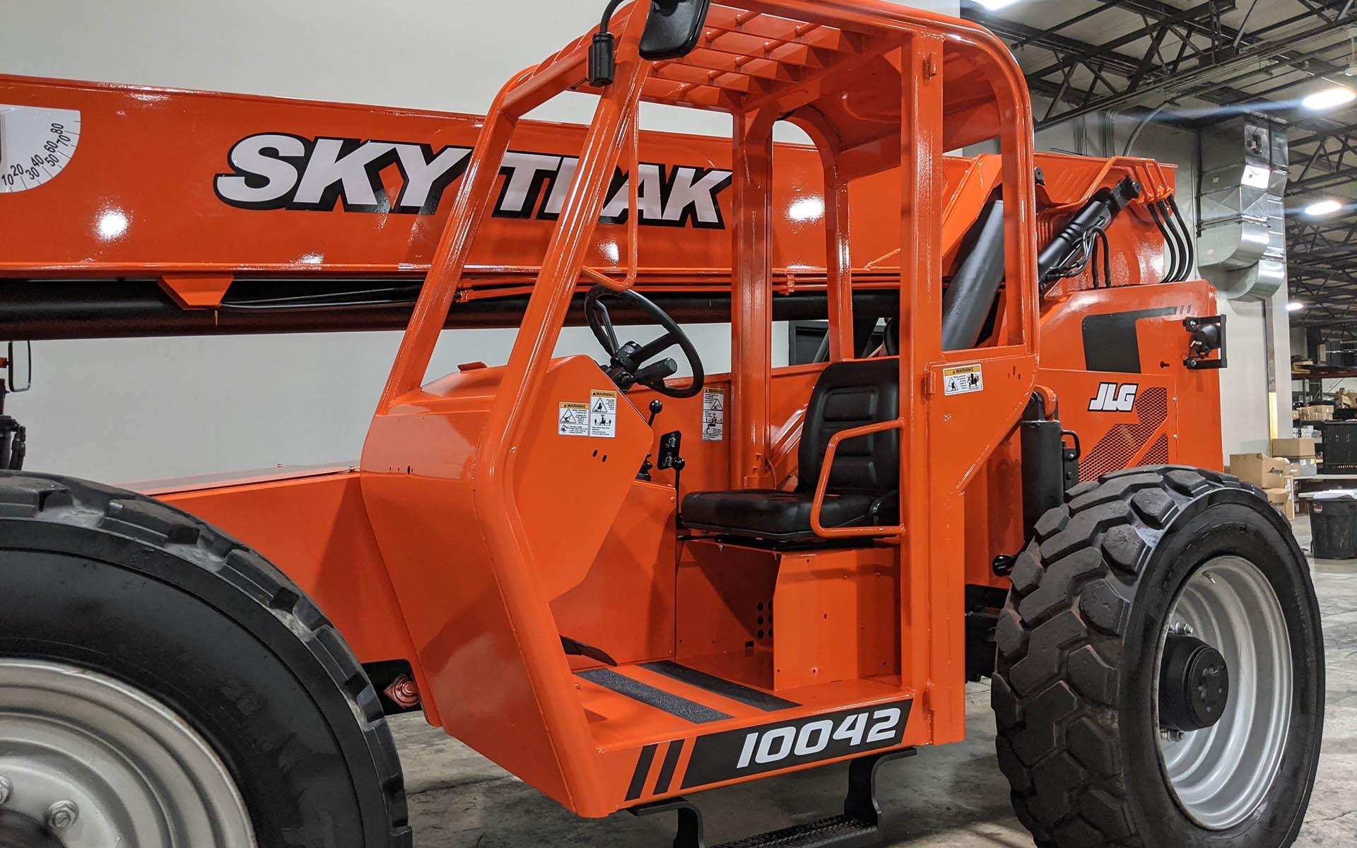 Used 2014 SKYTRAK 10042  | Cary, IL
