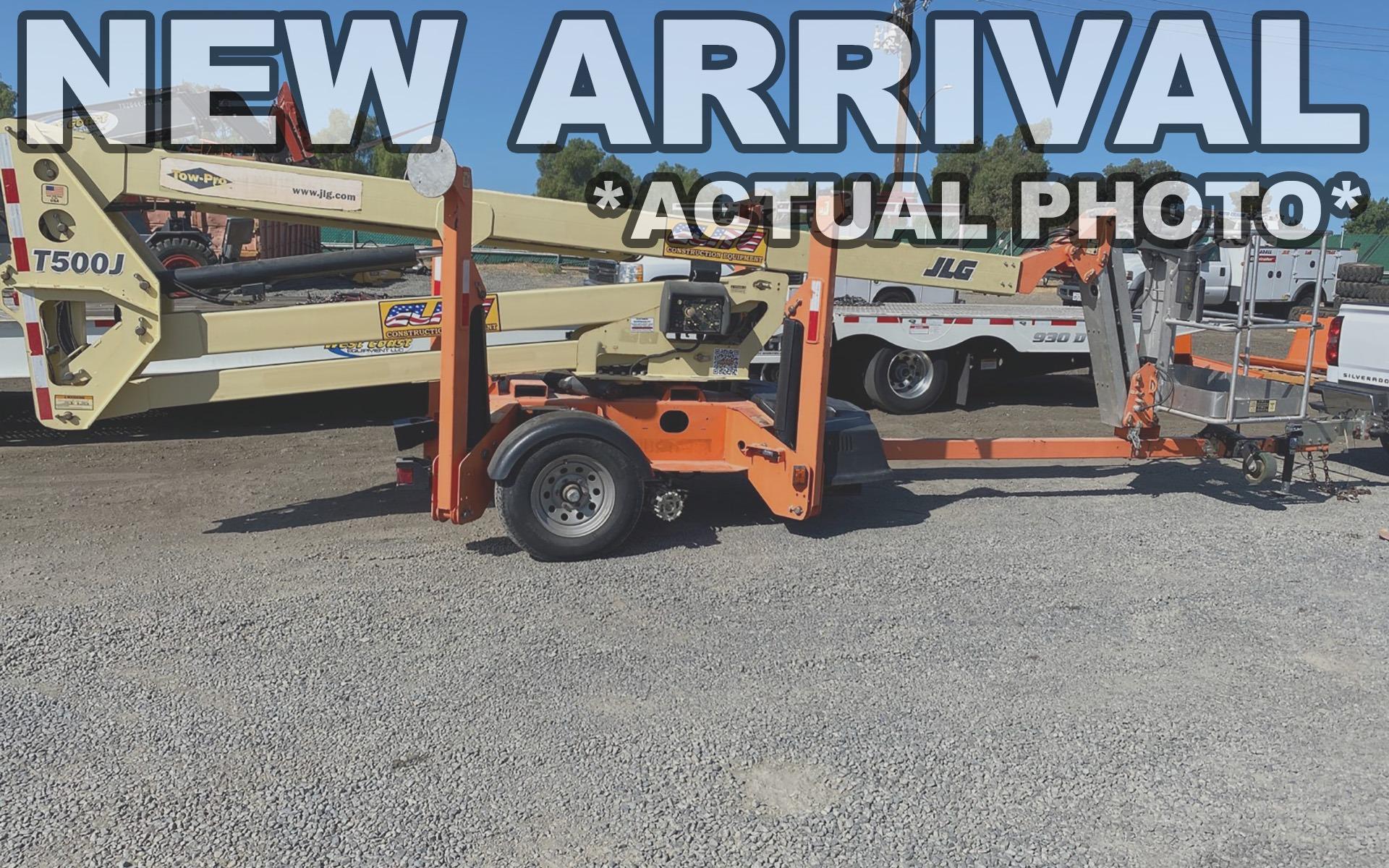 Used 2012 JLG T500J  | Cary, IL