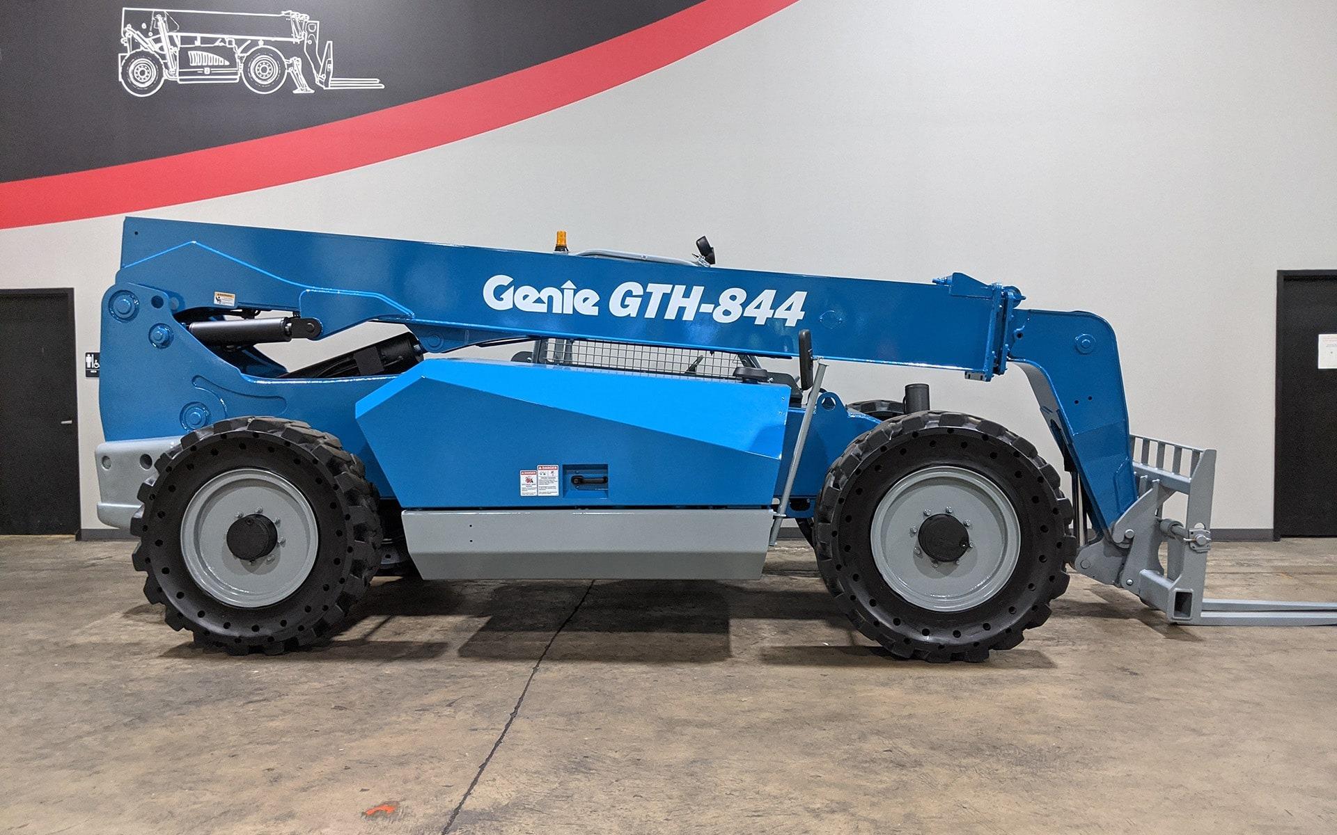 Used 2013 GENIE GTH 844  | Cary, IL