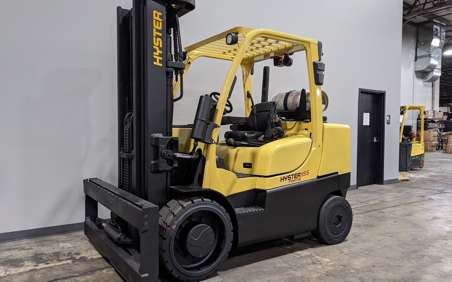 Used 2013 HYSTER S155FT  | Cary, IL