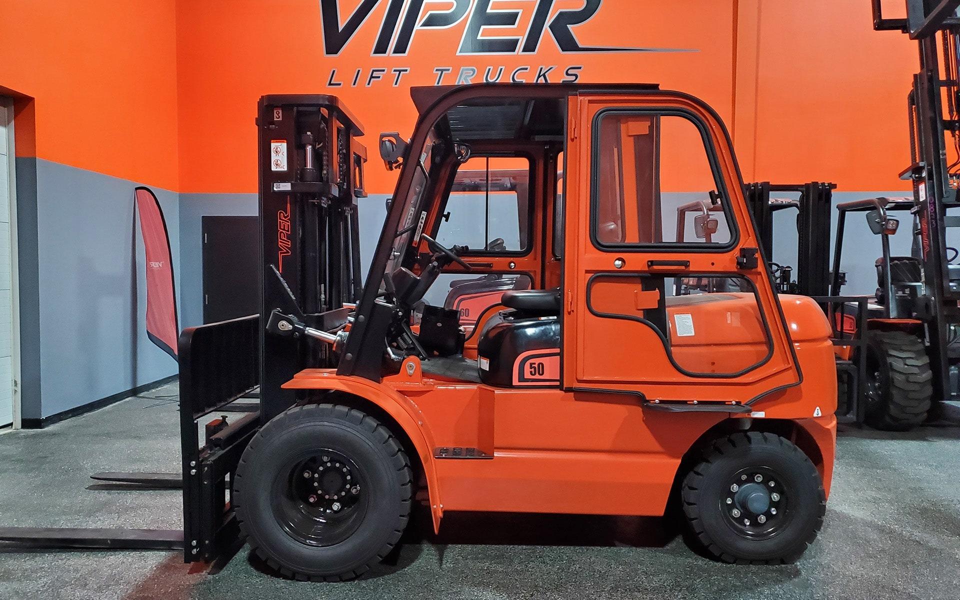New 2021 VIPER FD50    Cary, IL