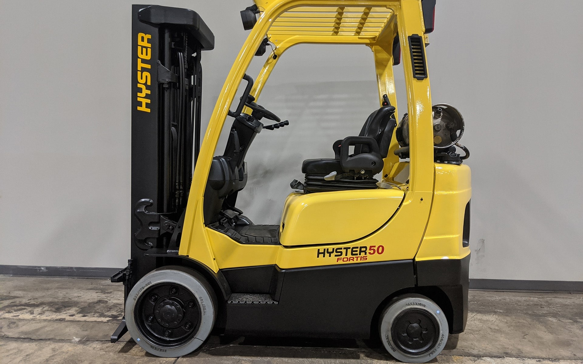 Used 2017 HYSTER S50FT  | Cary, IL