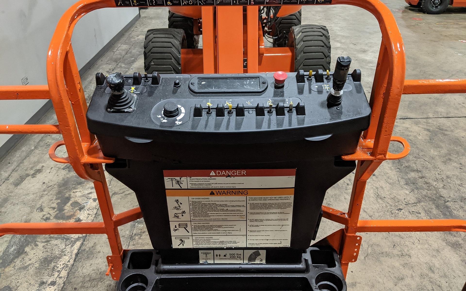 Used 2005 JLG 450AJ  | Cary, IL
