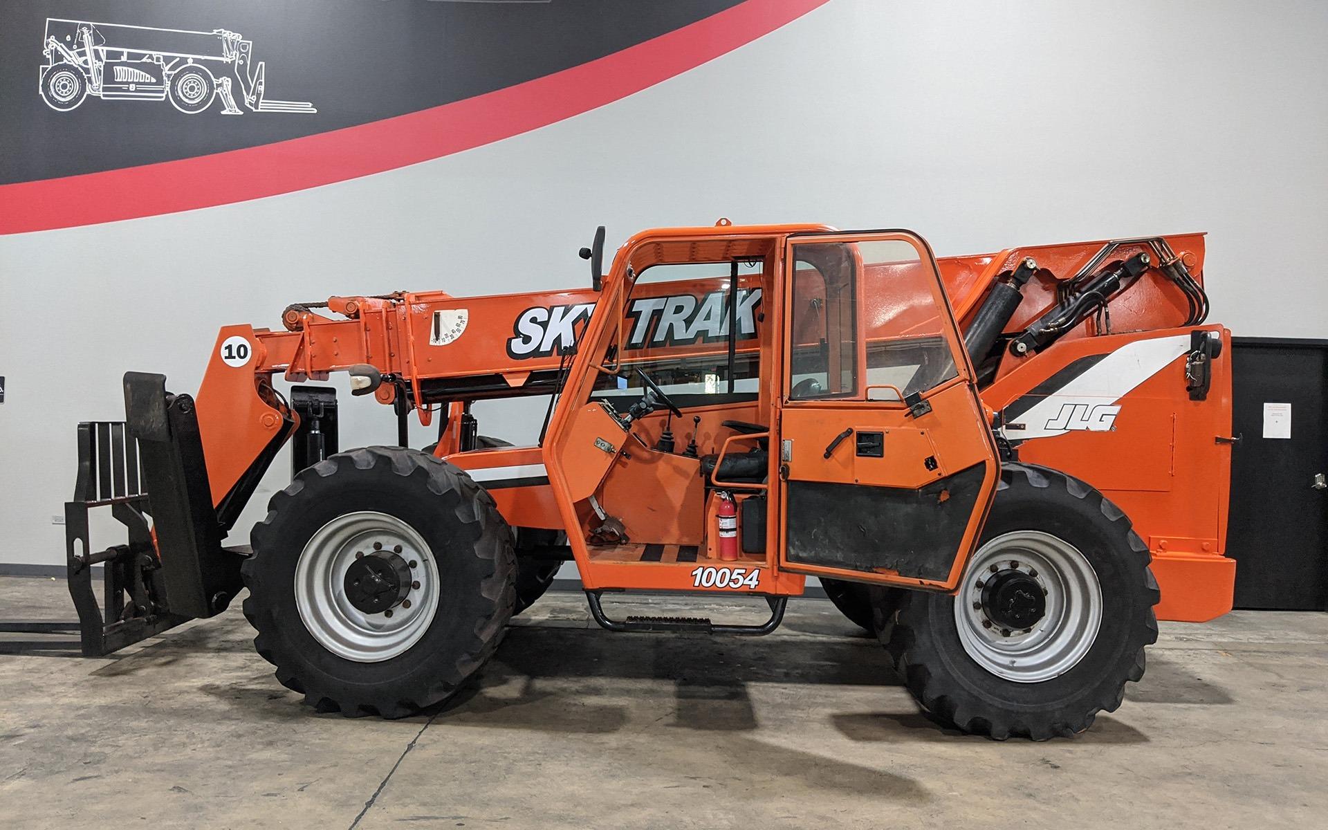 Used 2010 SKYTRAK 10054  | Cary, IL