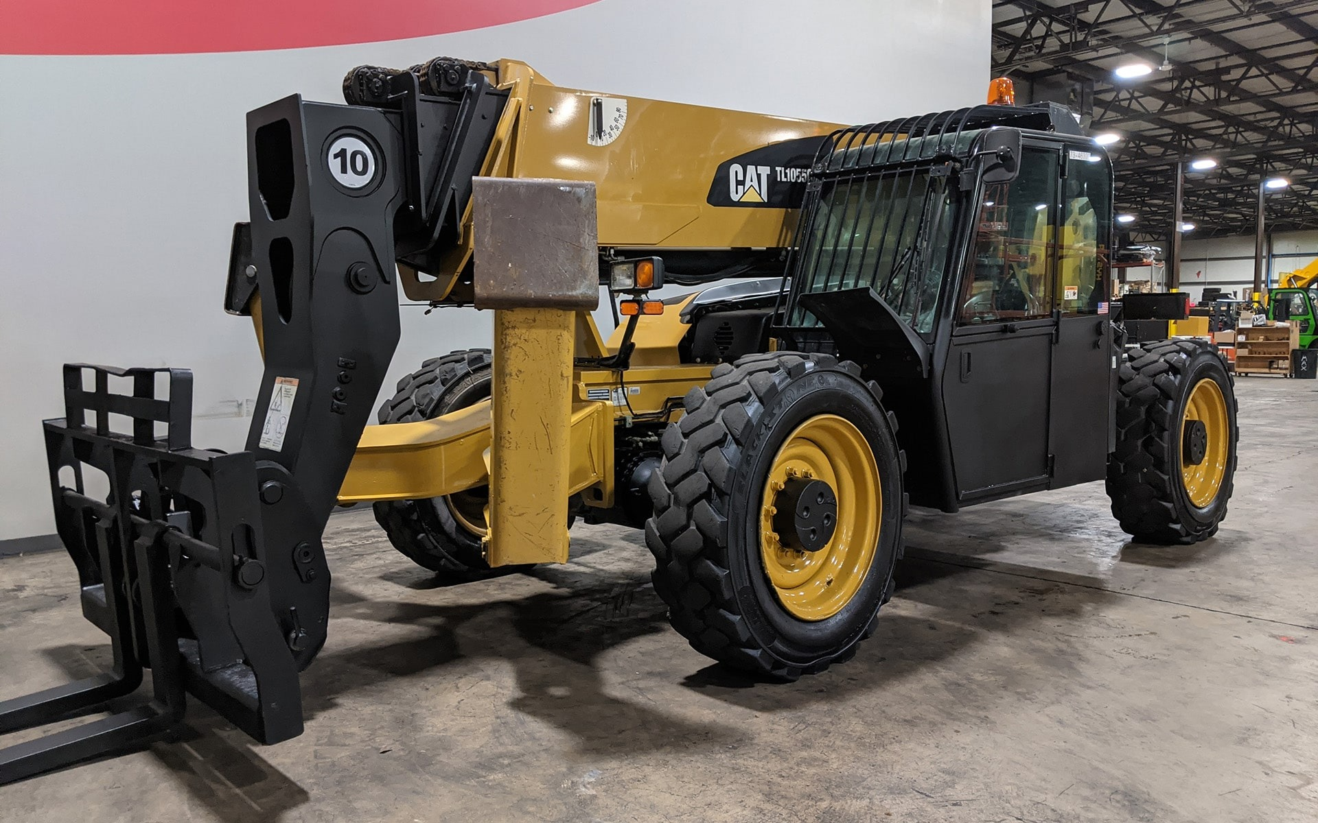 Used 2014 CATERPILLAR TL1055C    Cary, IL