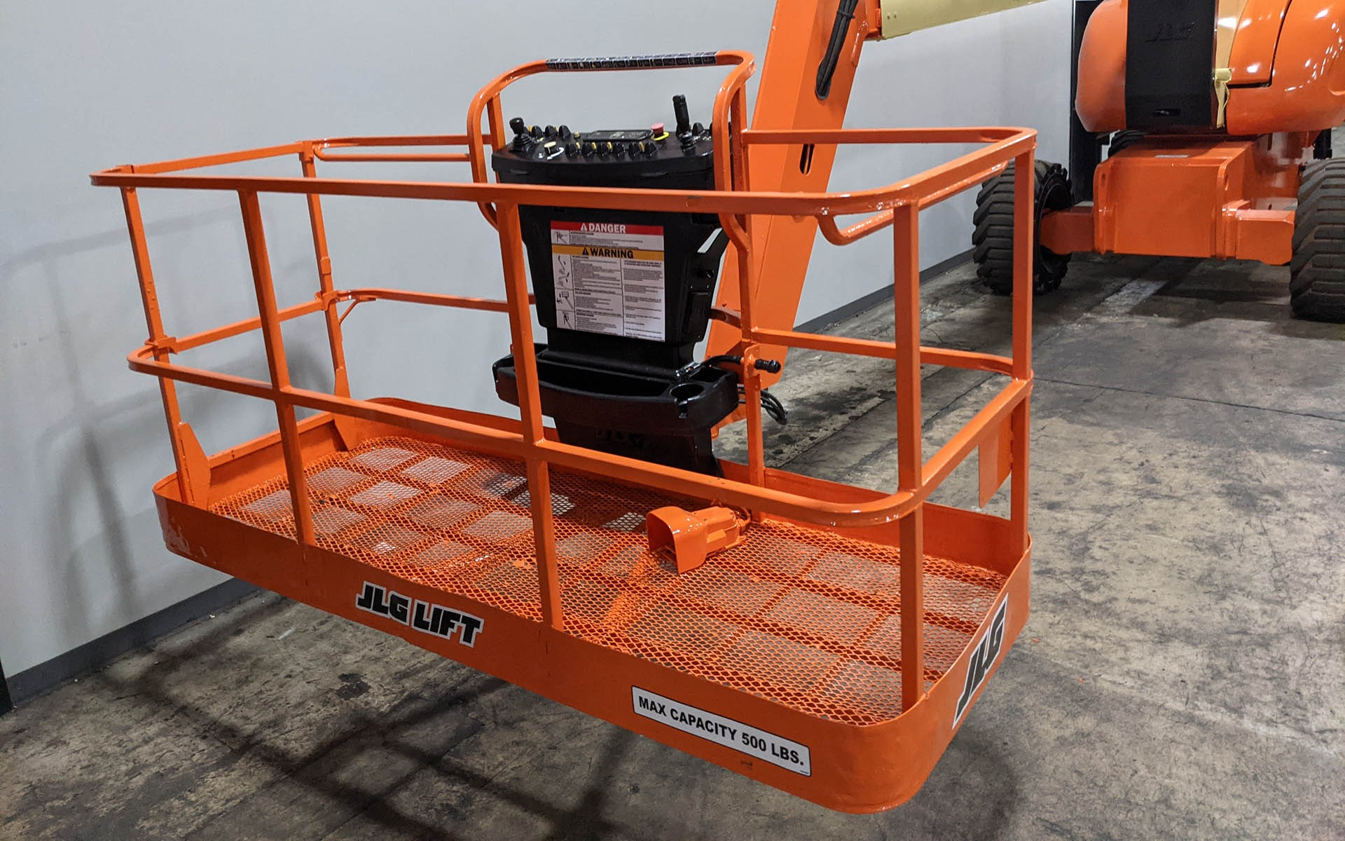 Used 2008 JLG 800A  | Cary, IL