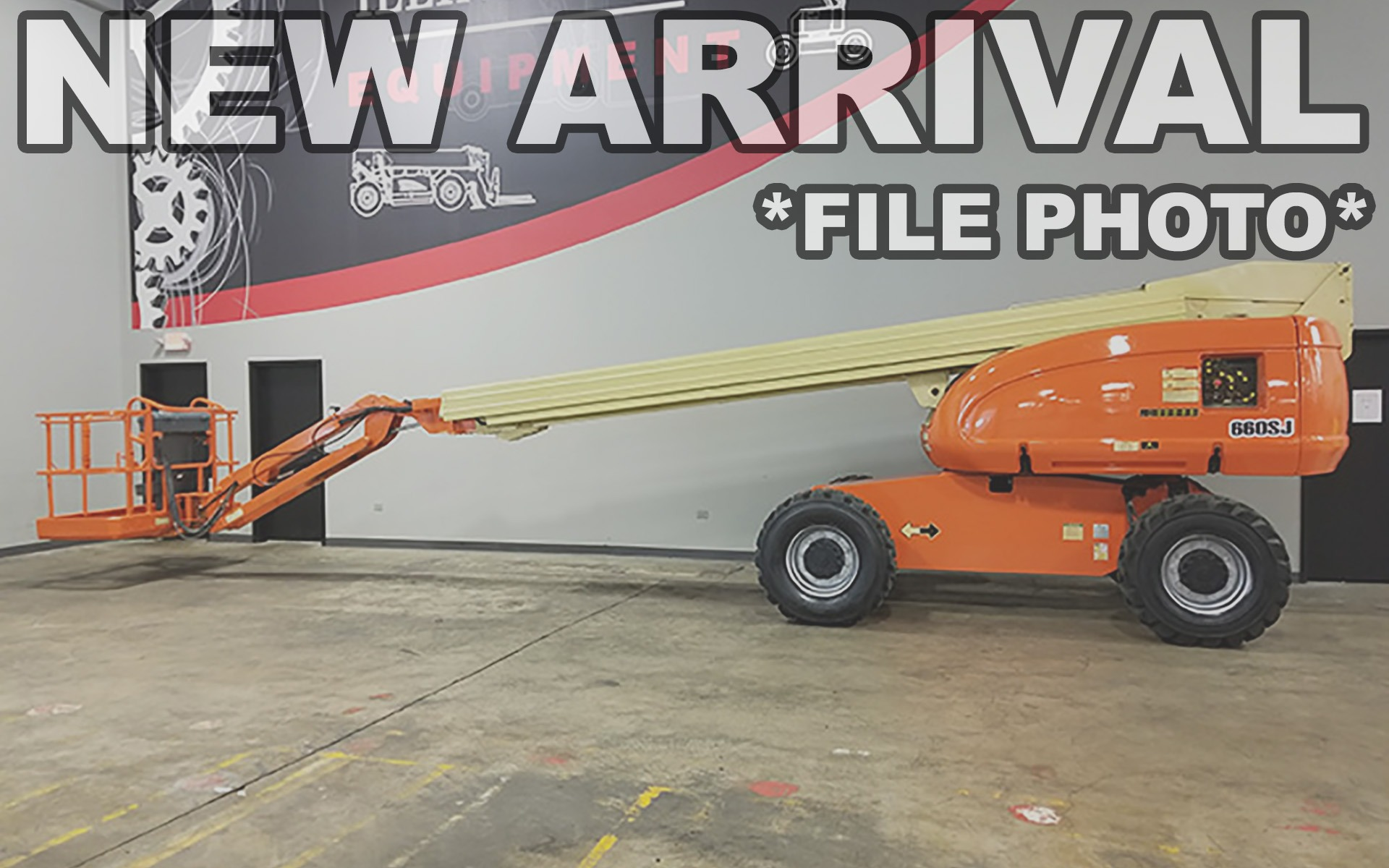 Used 2007 JLG 660SJ  | Cary, IL