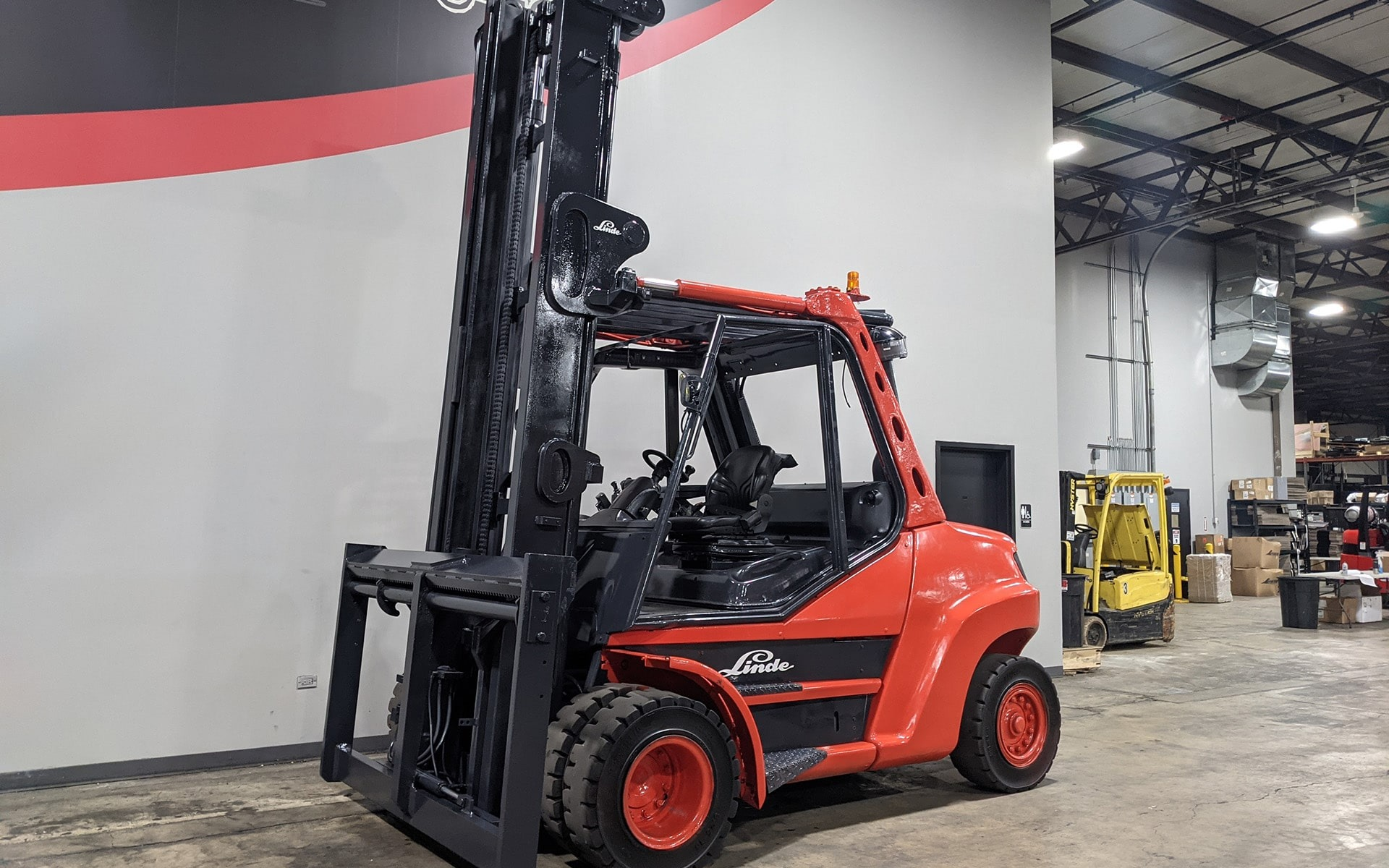 Used 2011 LINDE H80D  | Cary, IL