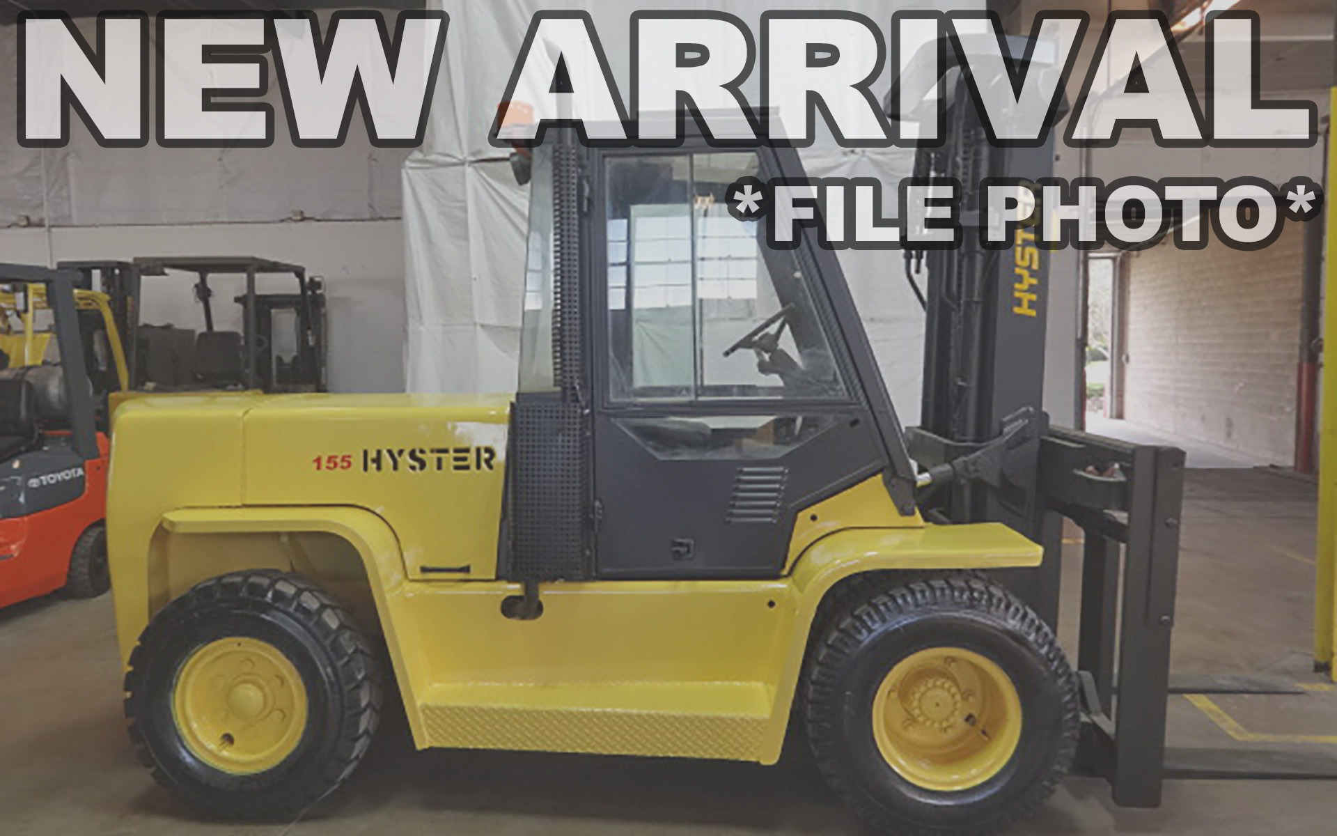 Used 2006 HYSTER H155XL2  | Cary, IL