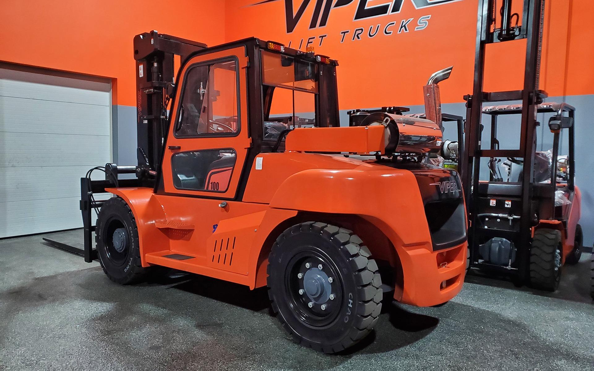 New 2020 VIPER FD100  | Cary, IL