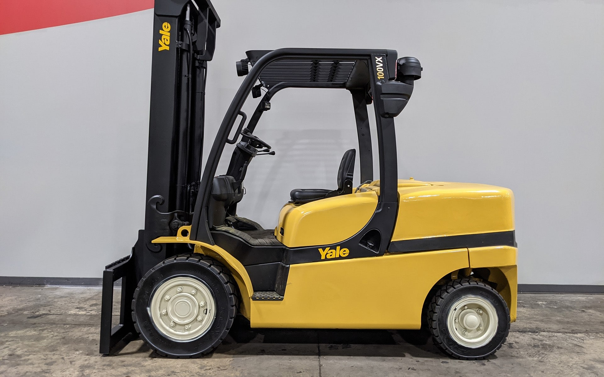 Used 2014 YALE GDP100VX    Cary, IL