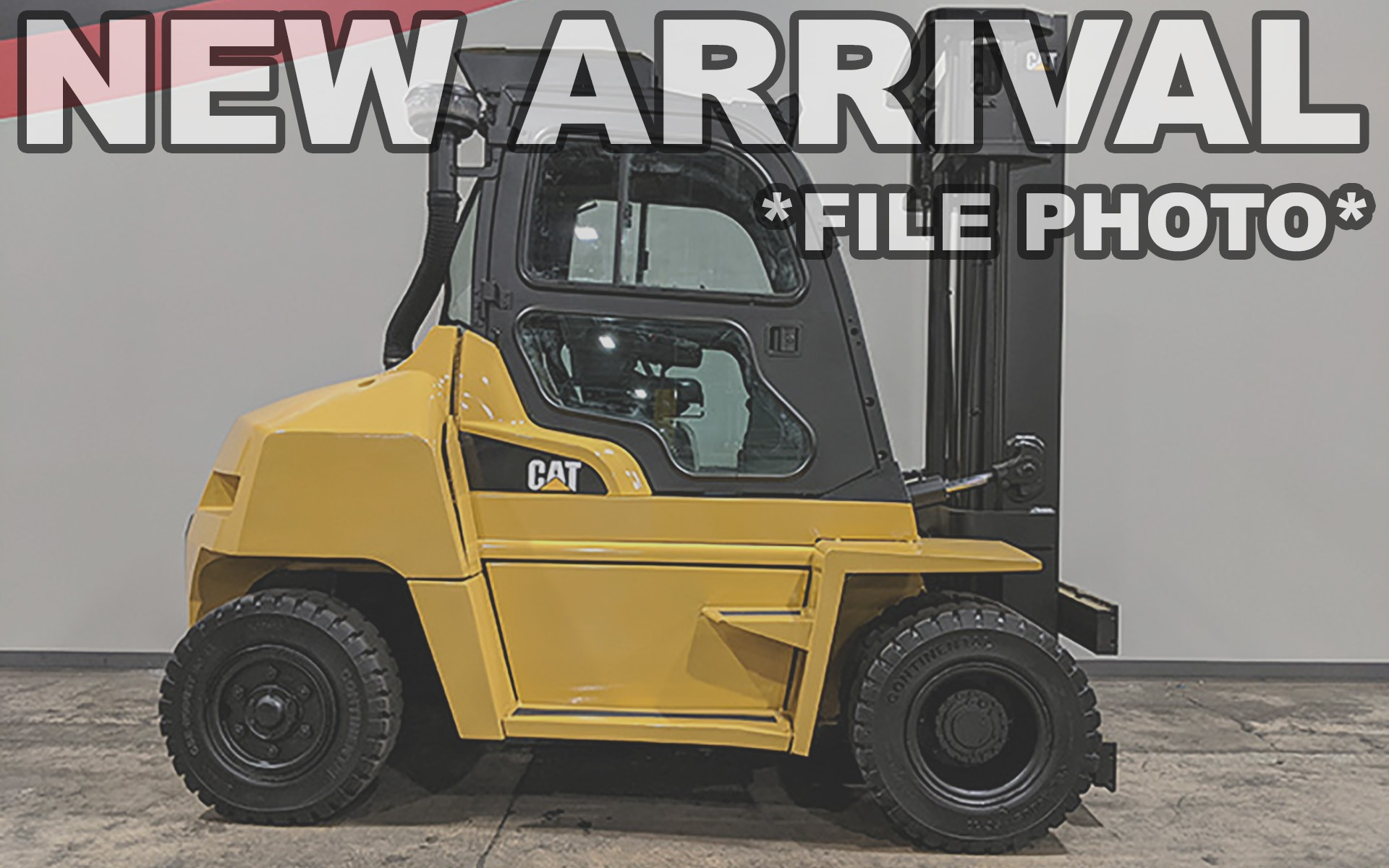 Used 2014 CATERPILLAR DP70N    Cary, IL