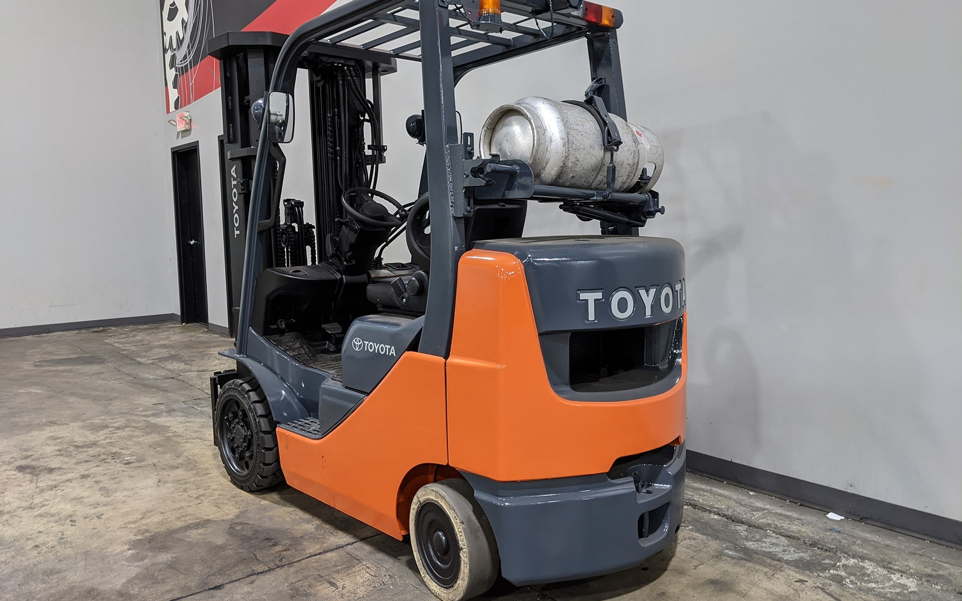 Used 2012 TOYOTA 8FGCU25  | Cary, IL