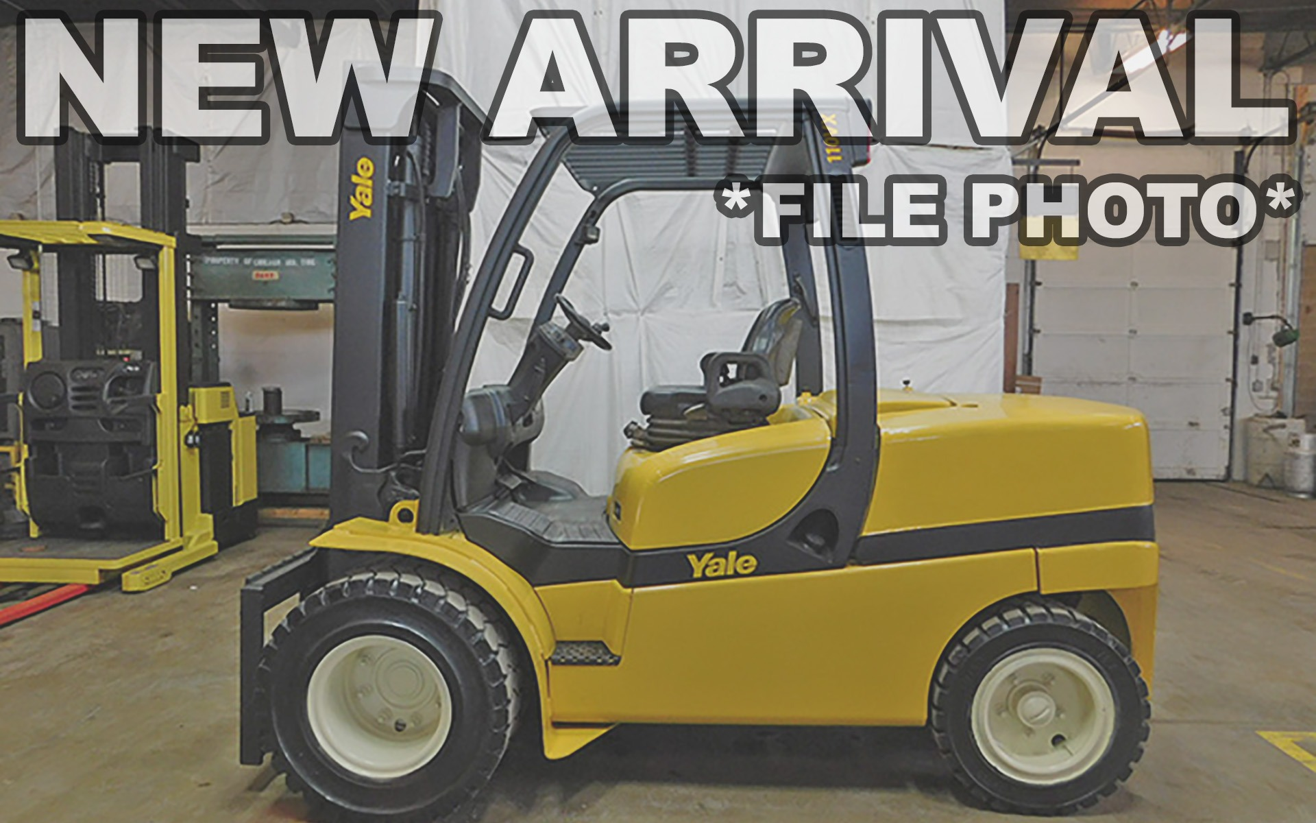 Used 2007 YALE GDP110VX  | Cary, IL