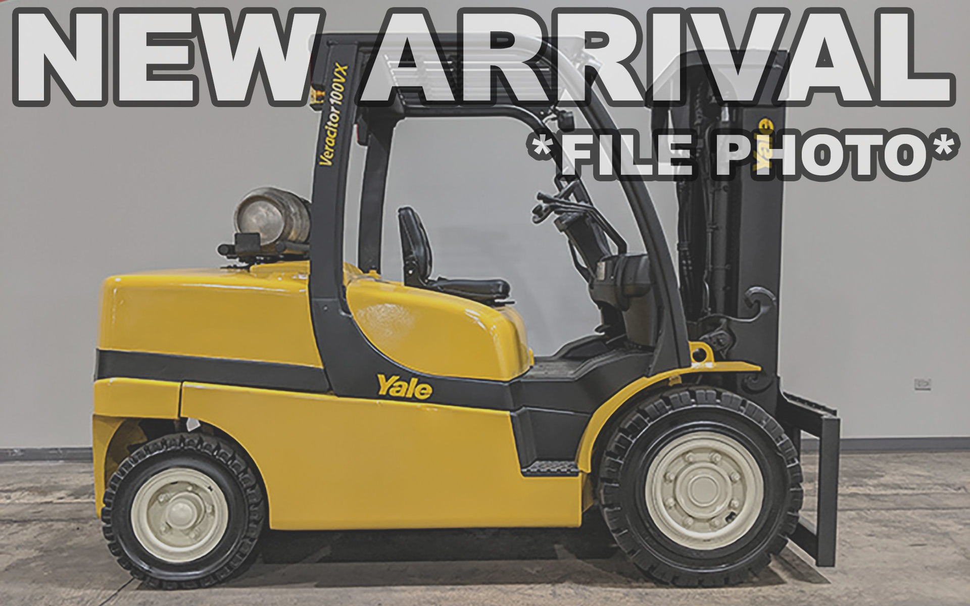 Used 2014 YALE GLP100VX  | Cary, IL