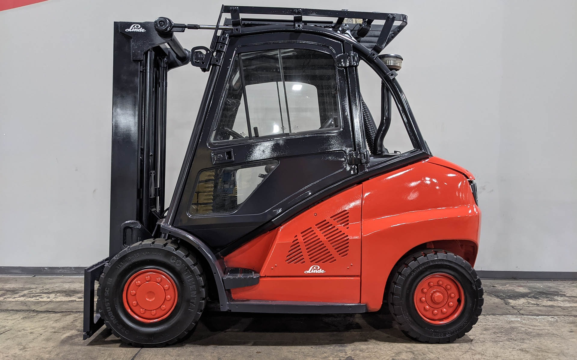 Used 2013 LINDE H50D  | Cary, IL