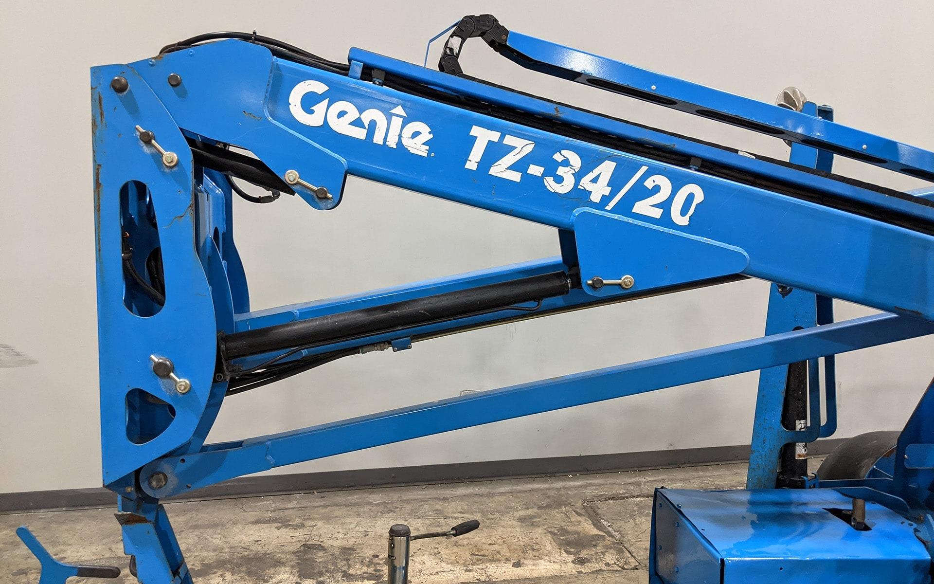 Used 2013 GENIE TZ34  | Cary, IL