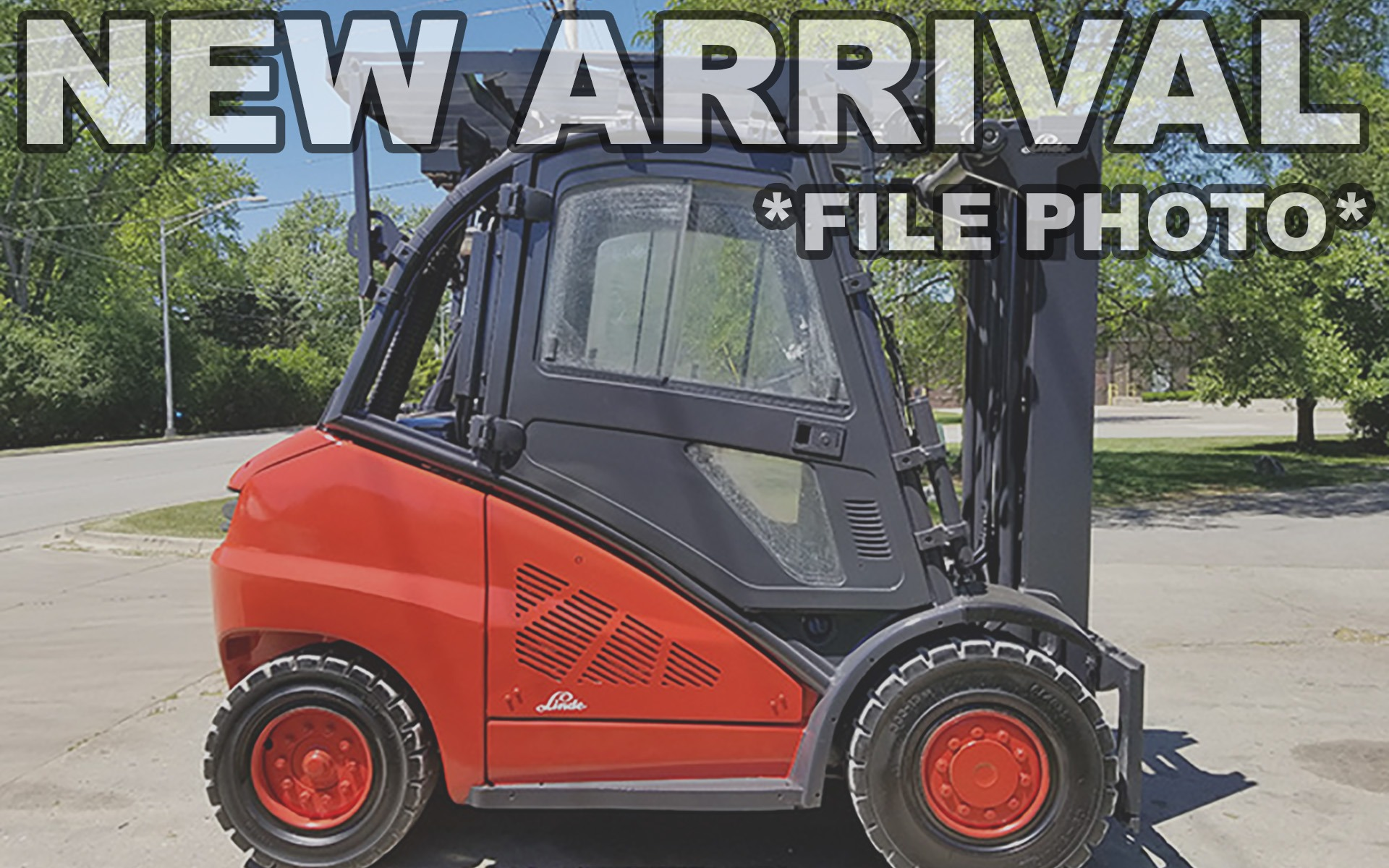 Used 2015 LINDE H45D  | Cary, IL