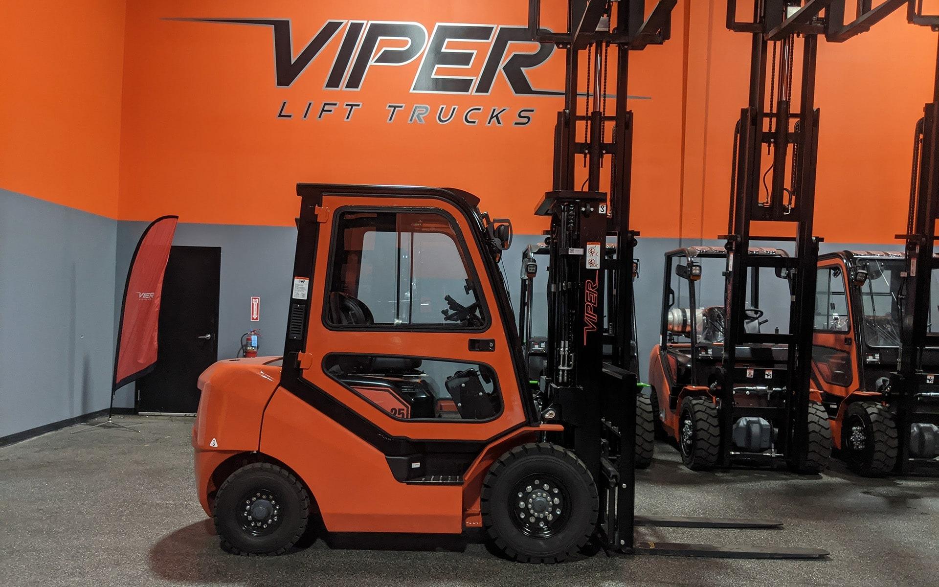 New 2021 VIPER FD25  | Cary, IL