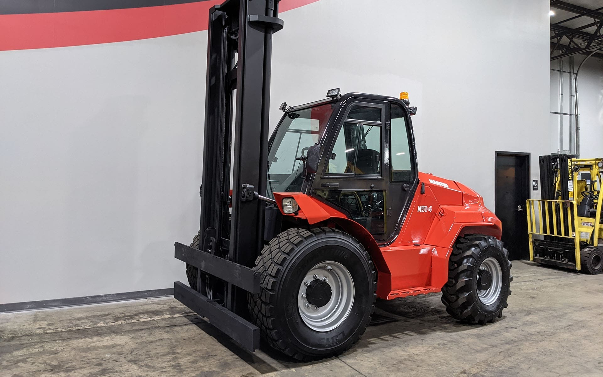 Used 2014 MANITOU M50-4  | Cary, IL