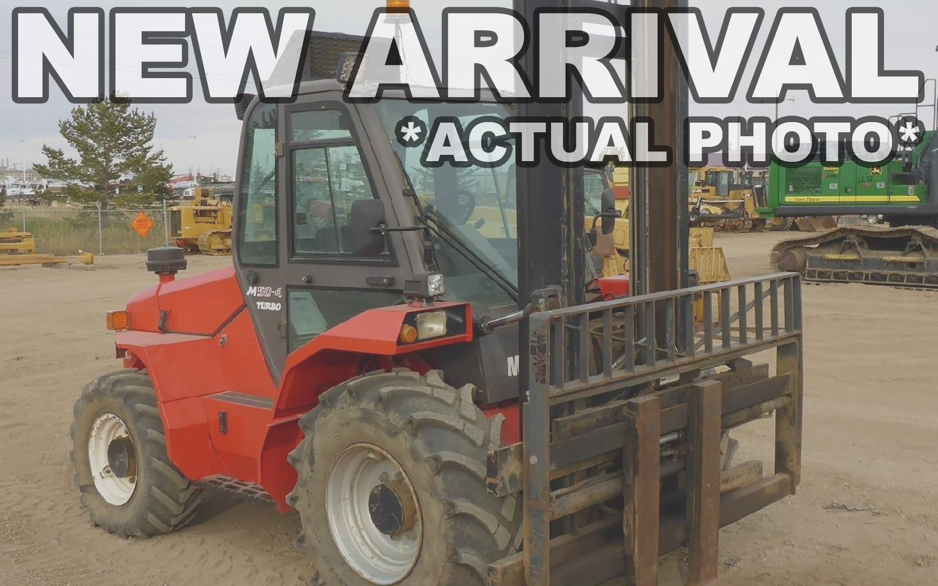 Used 2008 MANITOU M50-4  | Cary, IL