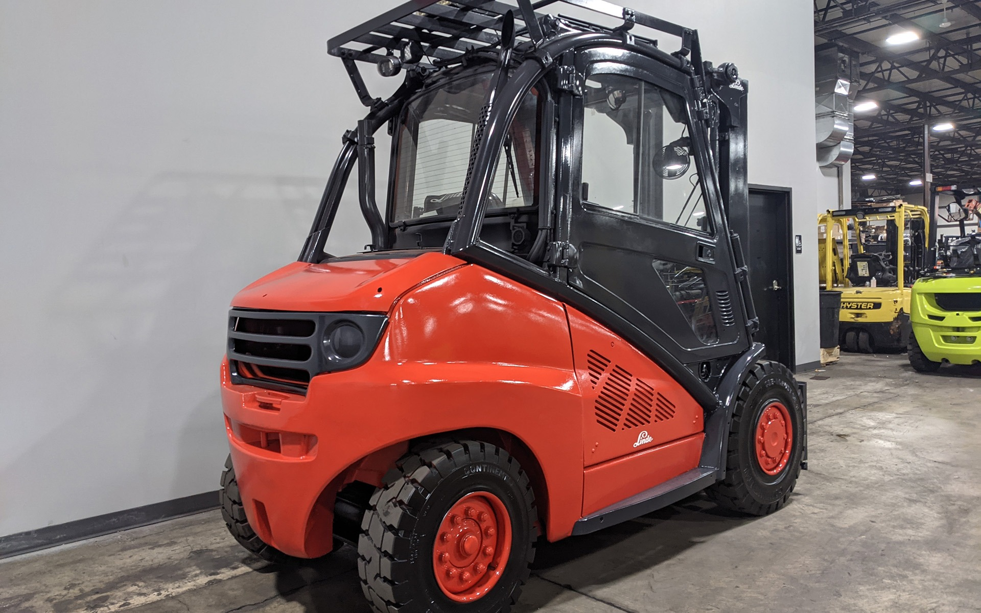 Used 2016 LINDE H50D  | Cary, IL