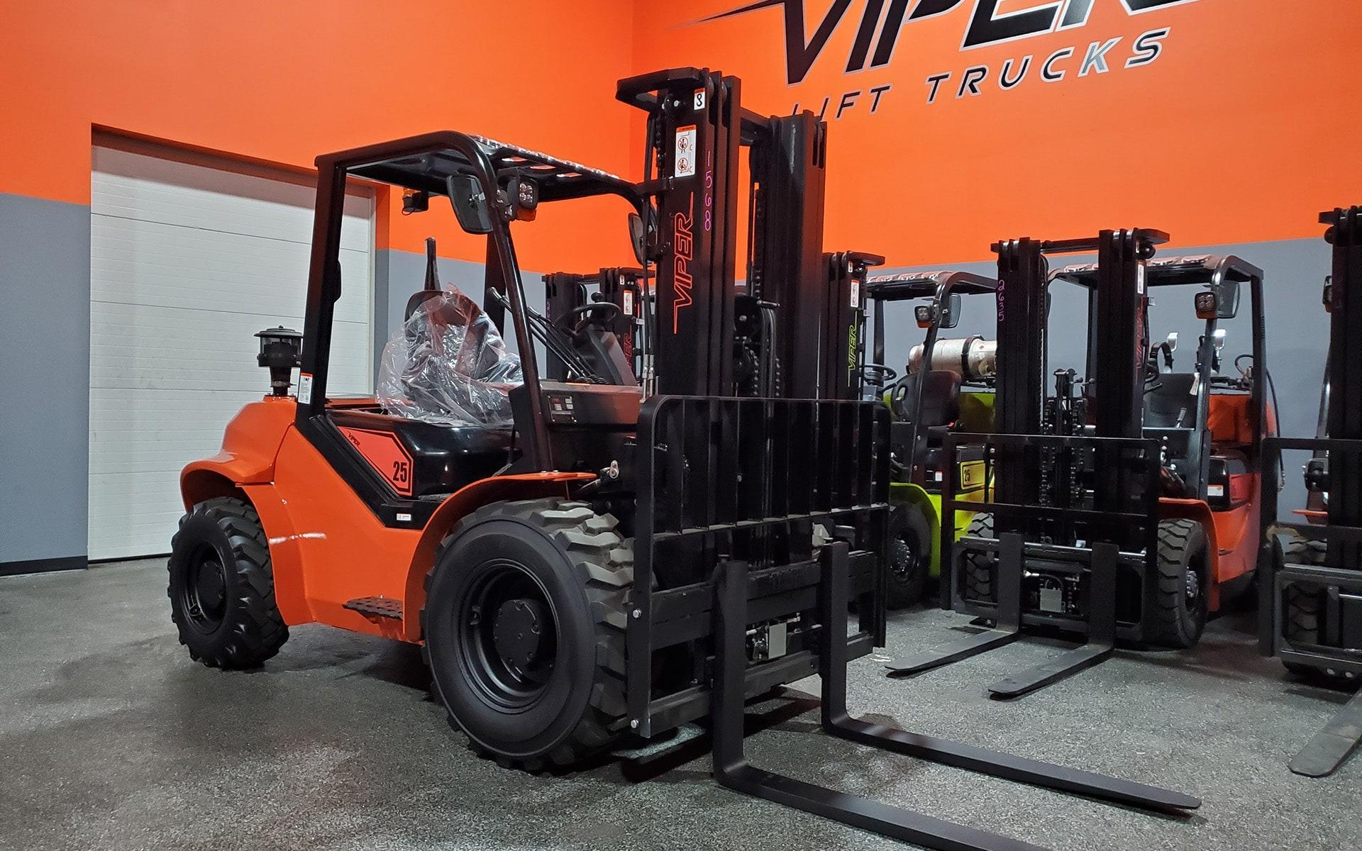 New 2021 VIPER RTD25  | Cary, IL