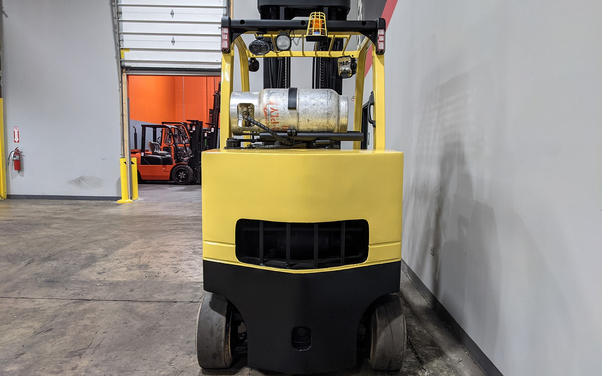 Used 2016 HYSTER S120FT-PRS    Cary, IL