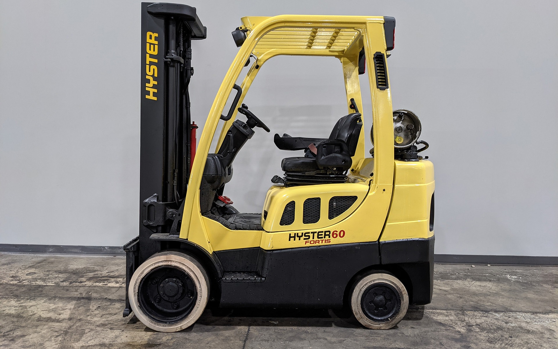 Used 2014 HYSTER S60FT  | Cary, IL