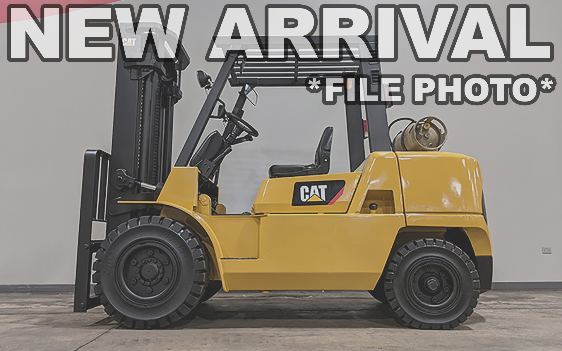 Used 2003 CATERPILLAR DP40K  | Cary, IL