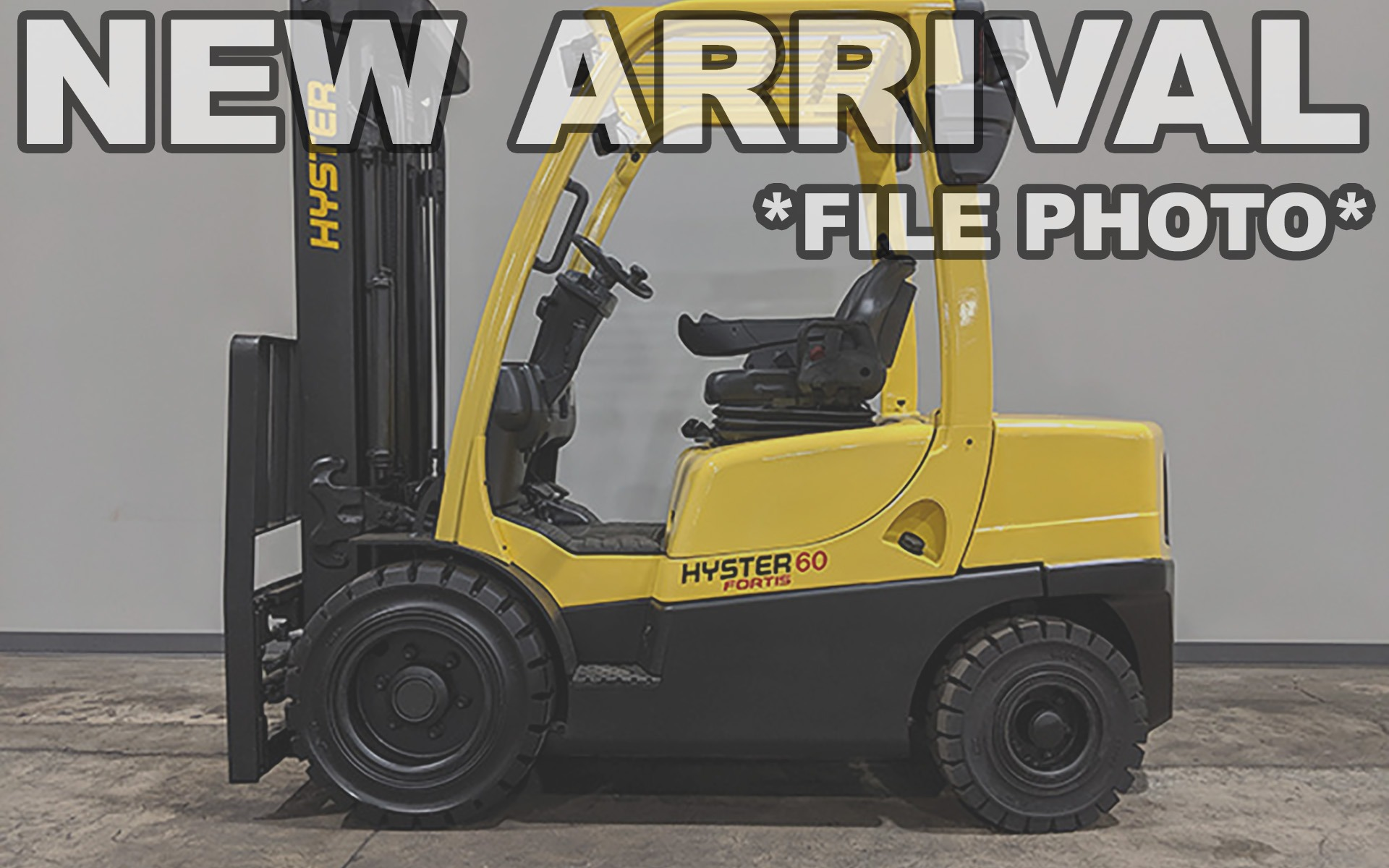 Used 2014 HYSTER H60FT  | Cary, IL