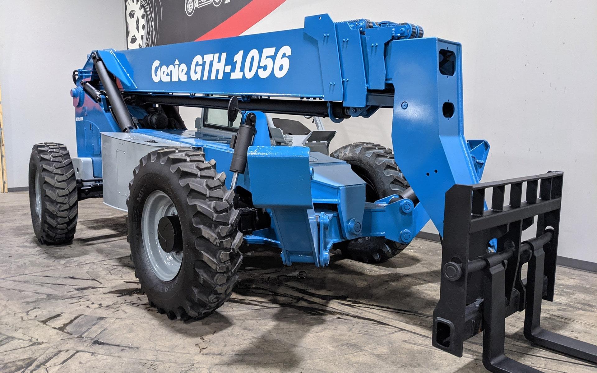 Used 2011 GENIE GTH 1056  | Cary, IL