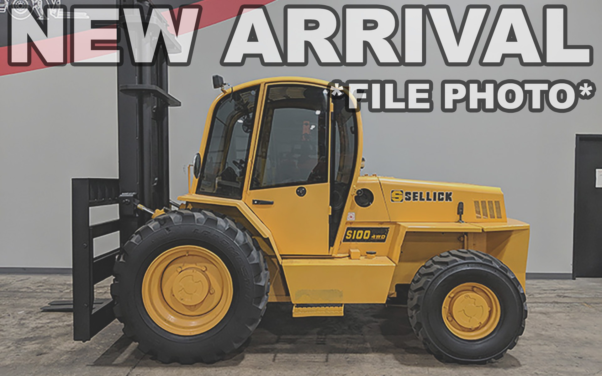 Used 2012 SELLICK S100J3-4  | Cary, IL