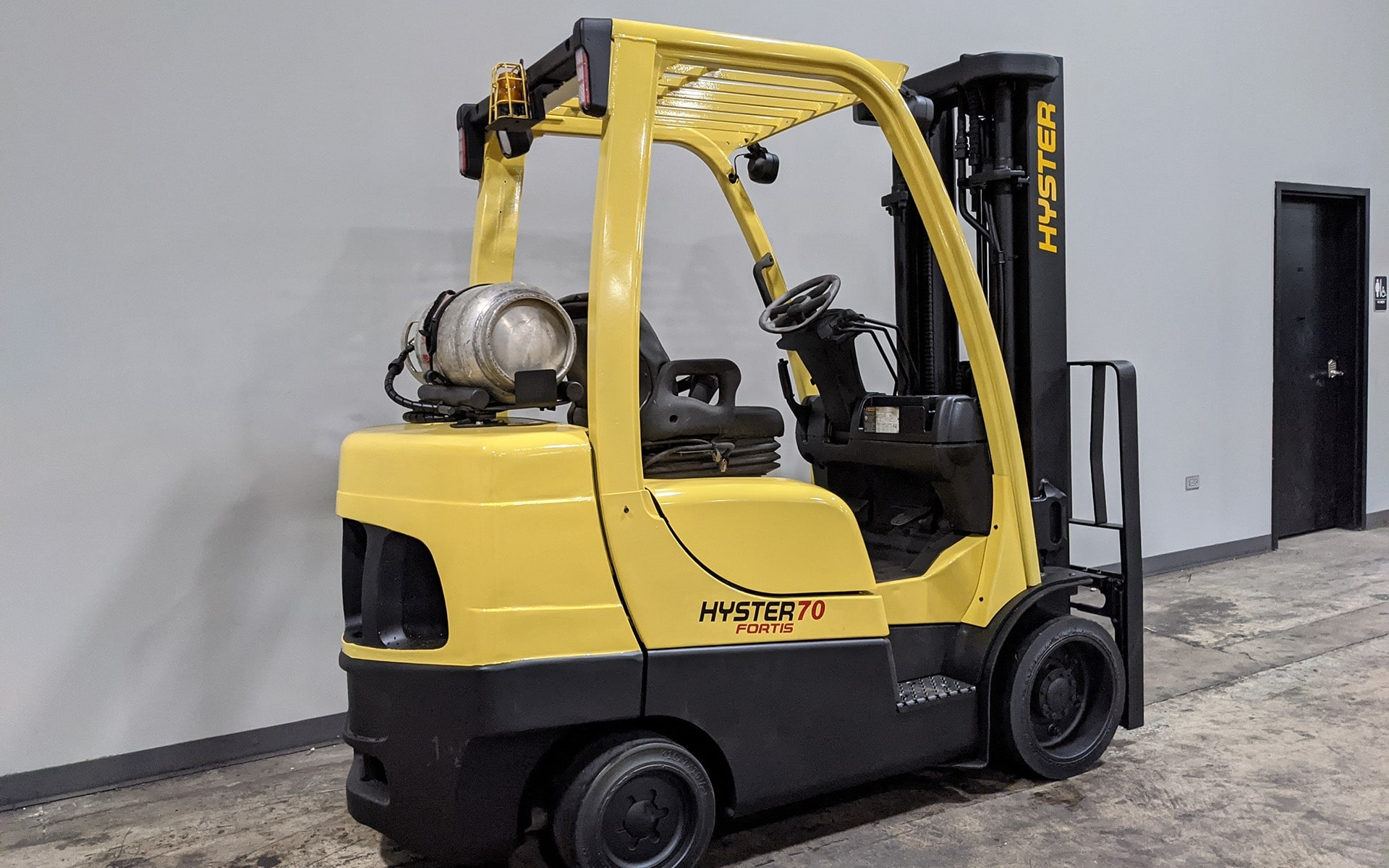 Used 2013 HYSTER S70FT    Cary, IL