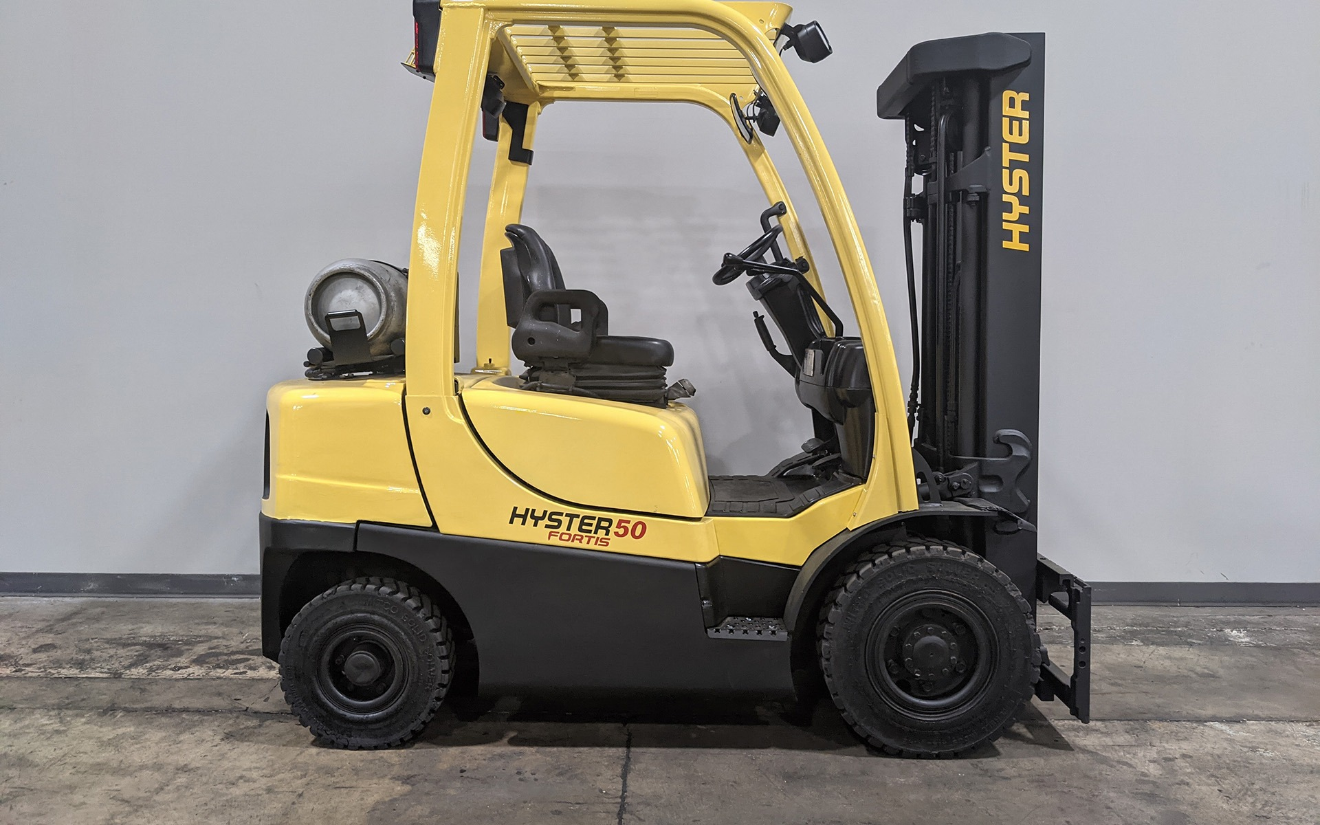 Used 2015 HYSTER H50FT  | Cary, IL