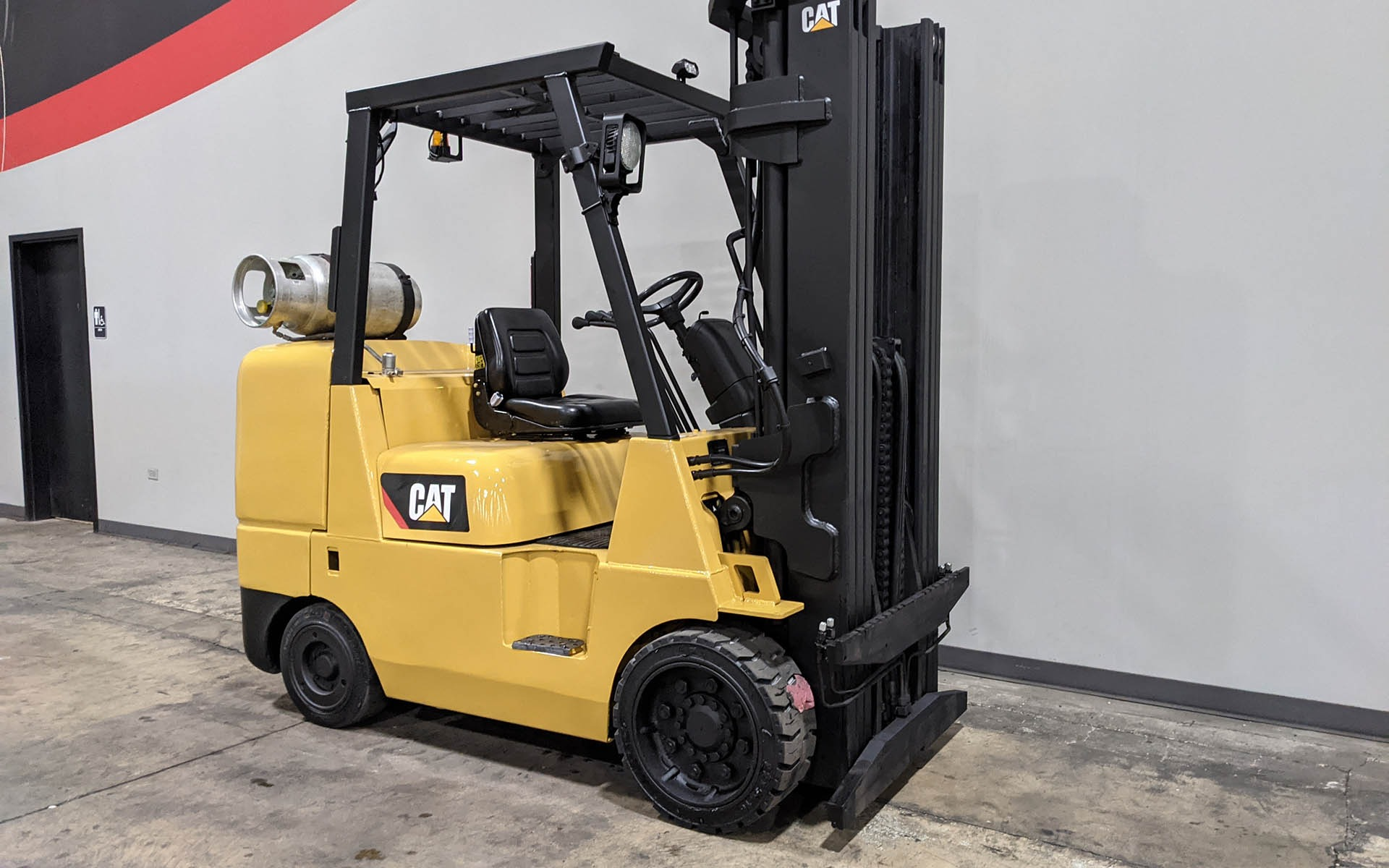 Used 2012 CATERPILLAR GC45K-SWB  | Cary, IL