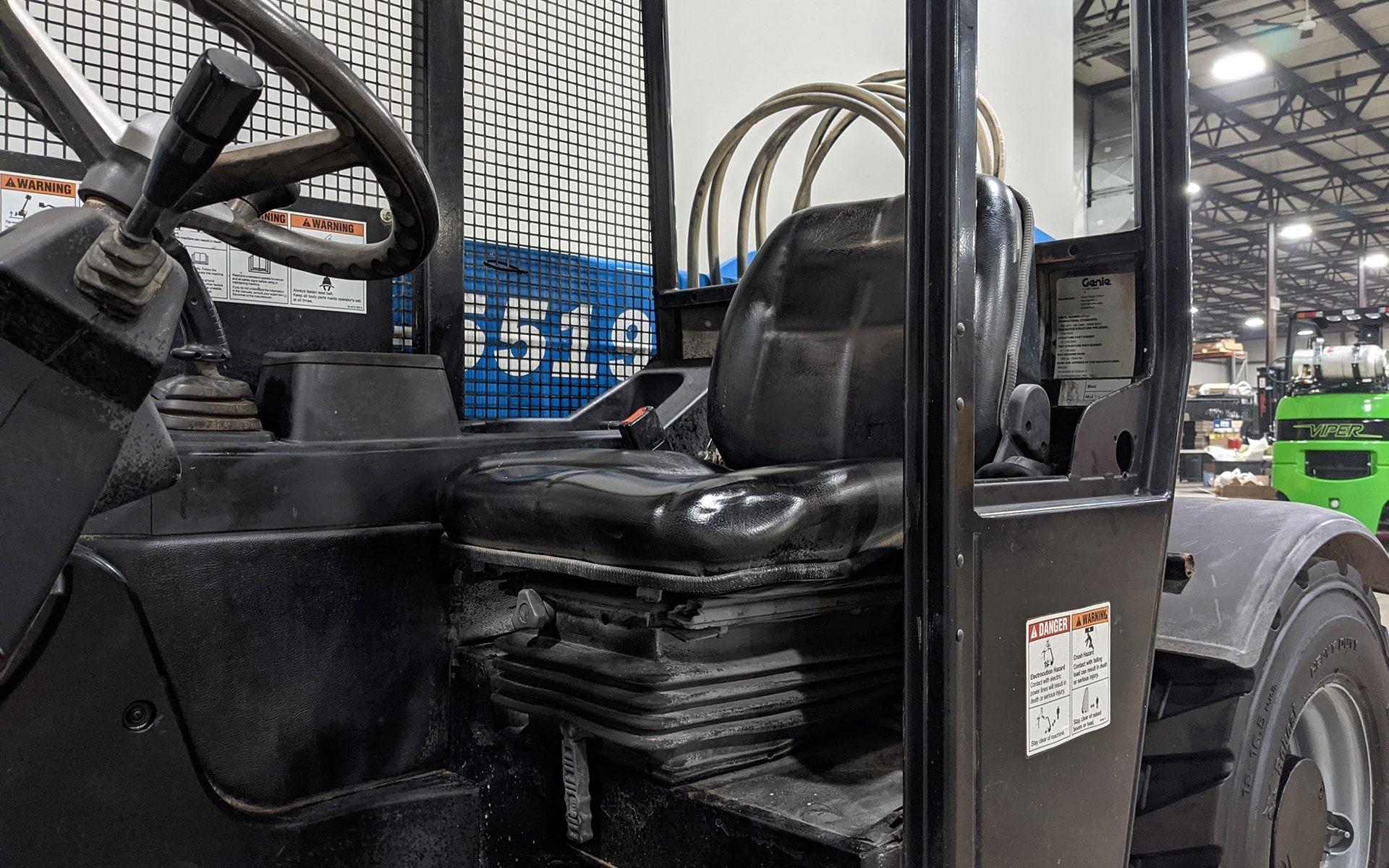 Used 2017 GENIE GTH 5519  | Cary, IL