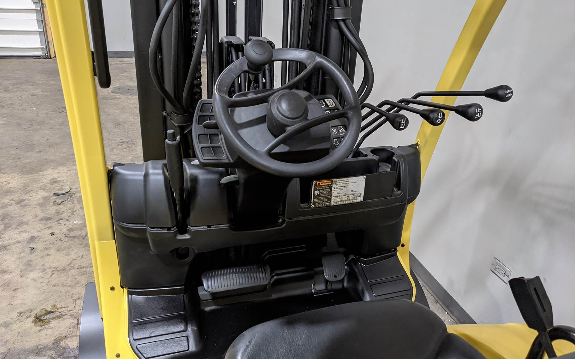 Used 2012 HYSTER S80FT  | Cary, IL