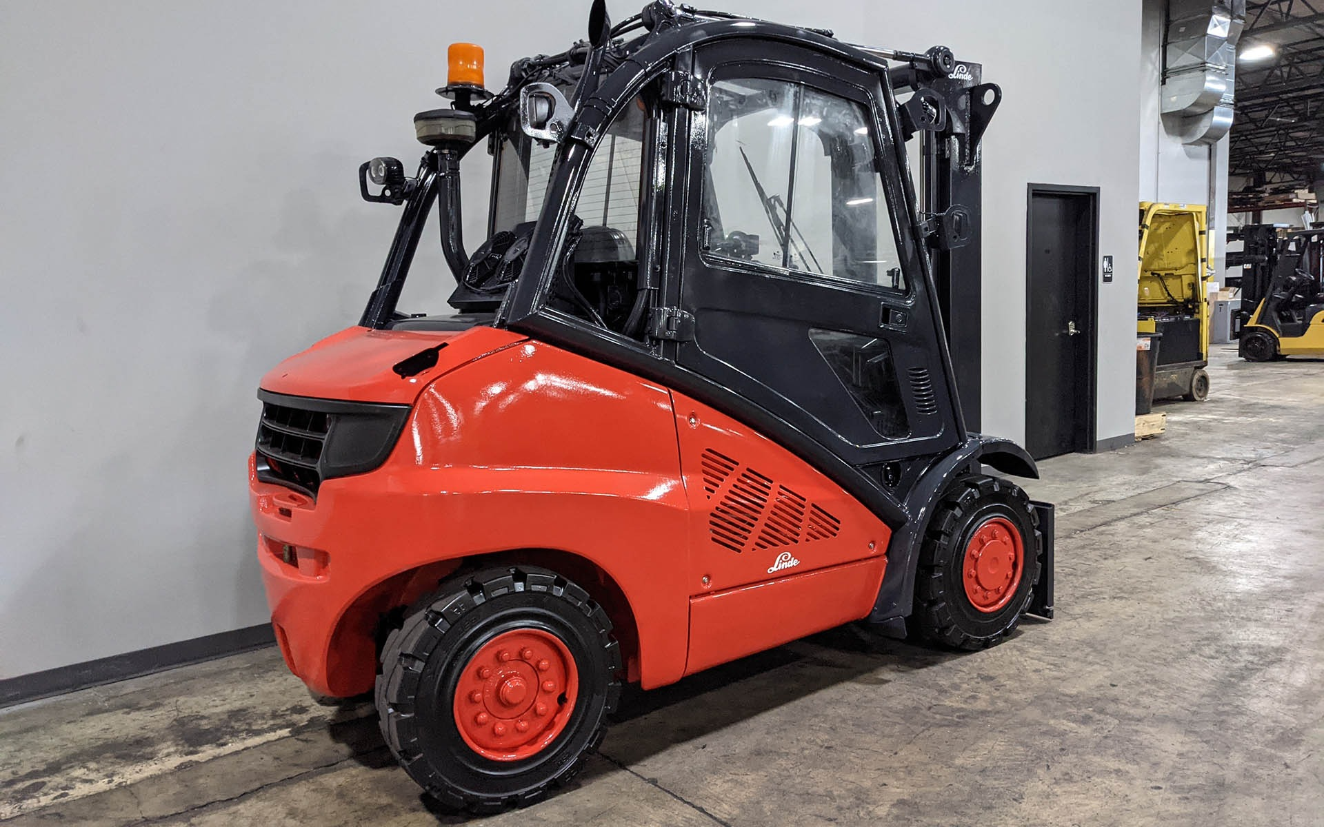 Used 2012 LINDE H50D    Cary, IL