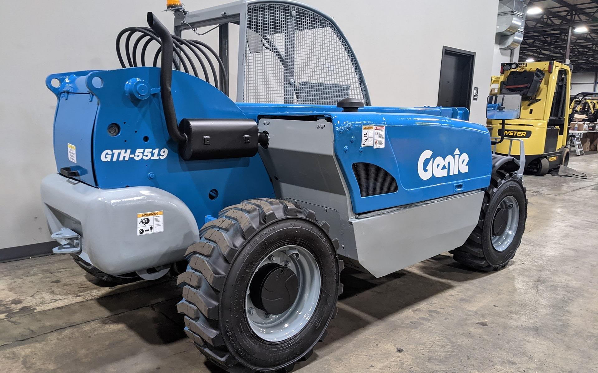 Used 2006 GENIE GTH 5519    Cary, IL