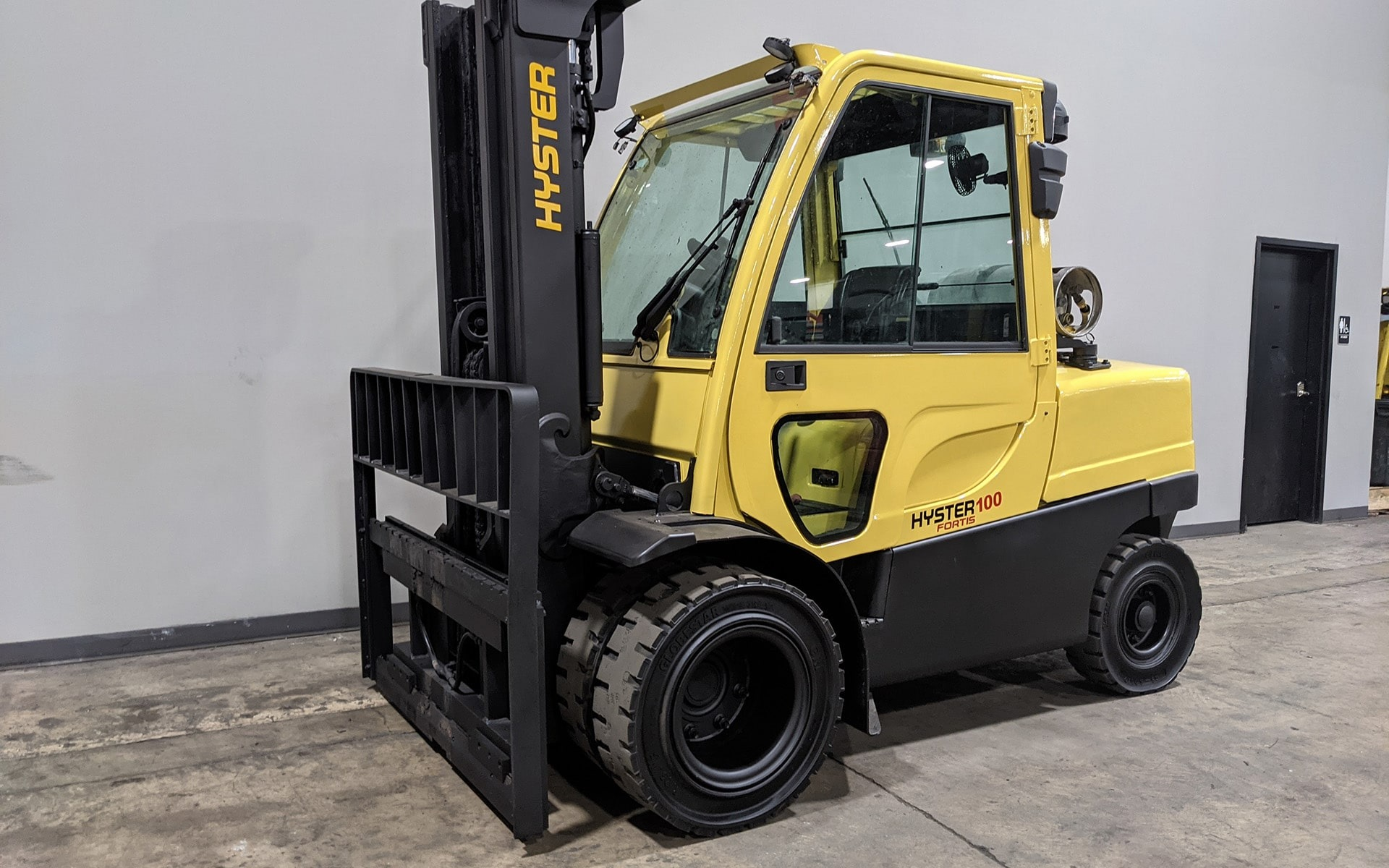 Used 2017 HYSTER H100FT  | Cary, IL