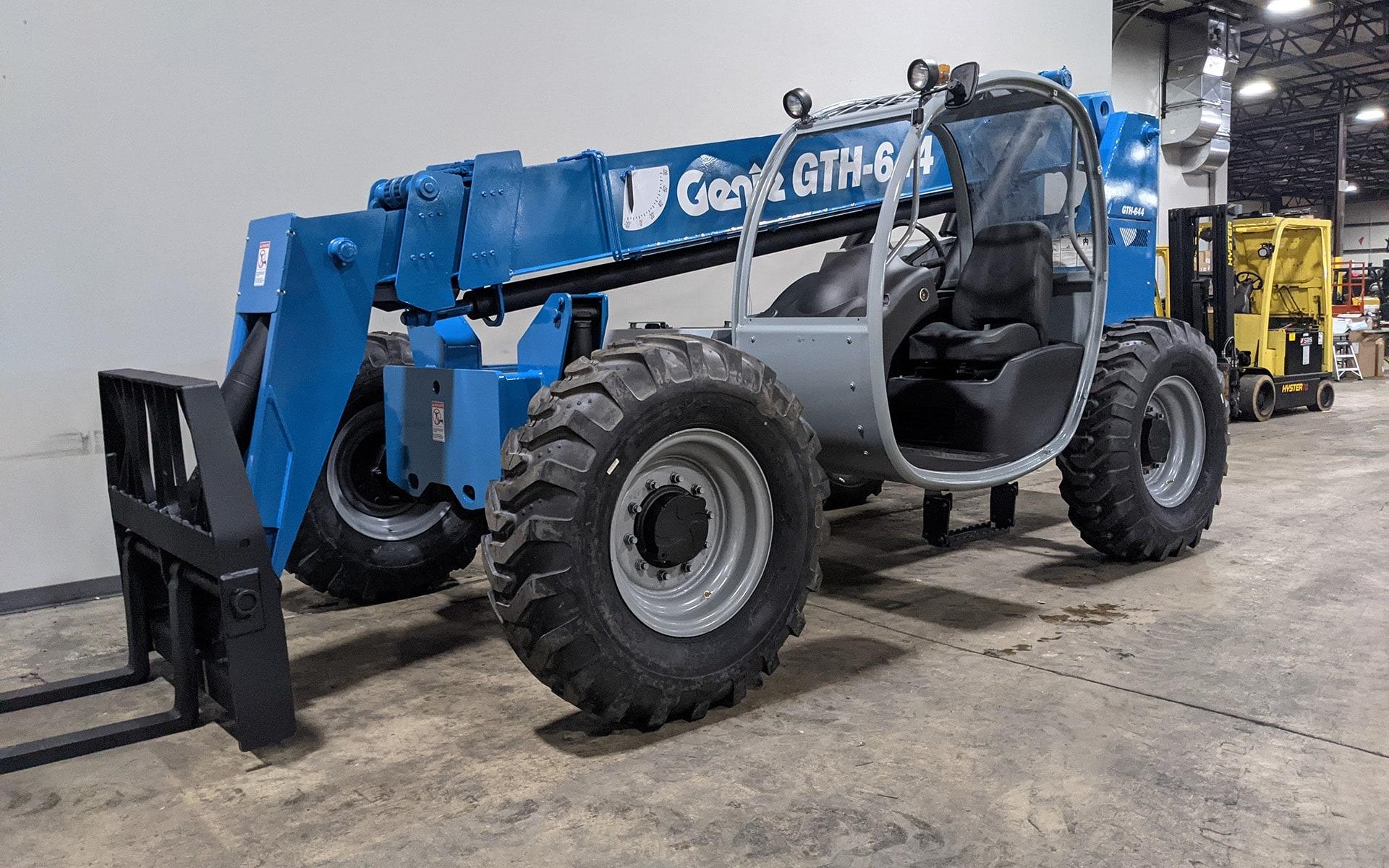 Used 2007 GENIE GTH 644  | Cary, IL